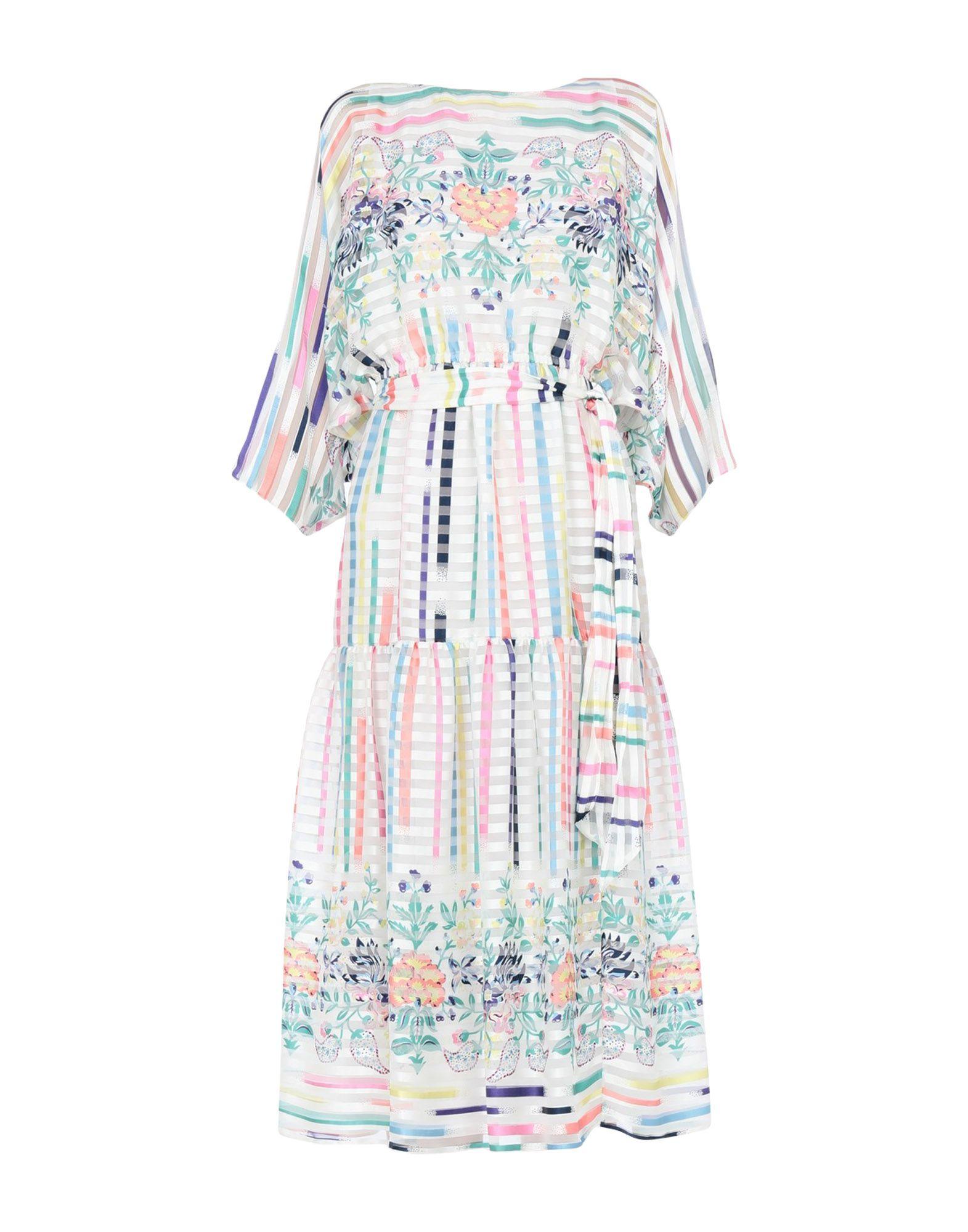 VILSHENKO Платье длиной 3/4 icons платье длиной 3 4