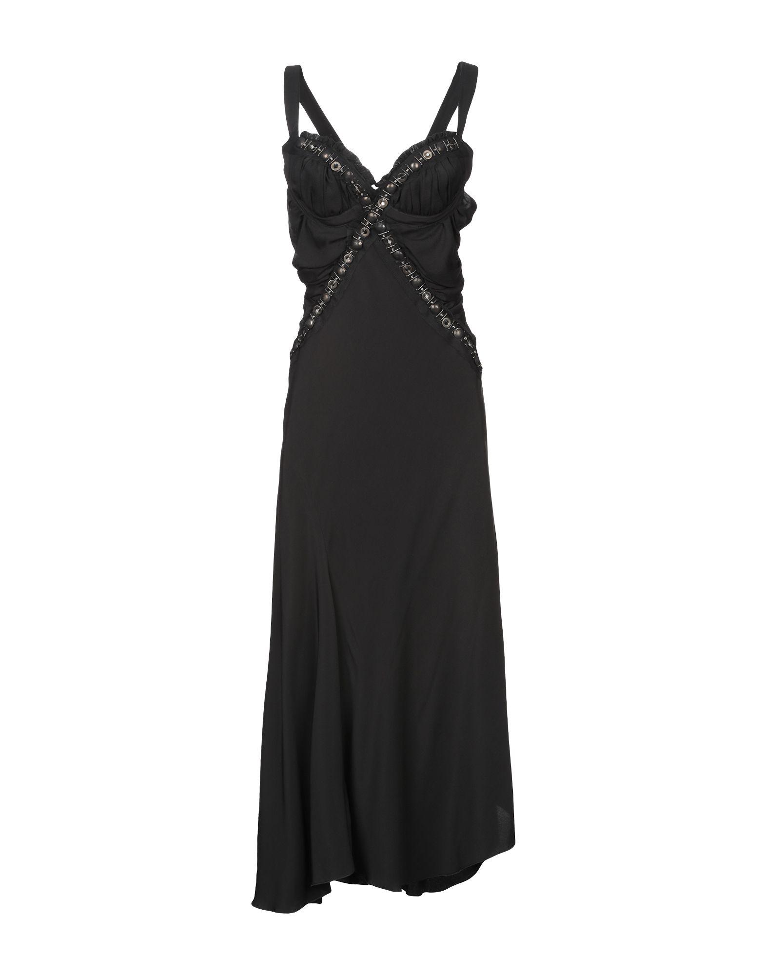 .AMEN. Платье длиной 3/4 amen couture юбка длиной 3 4