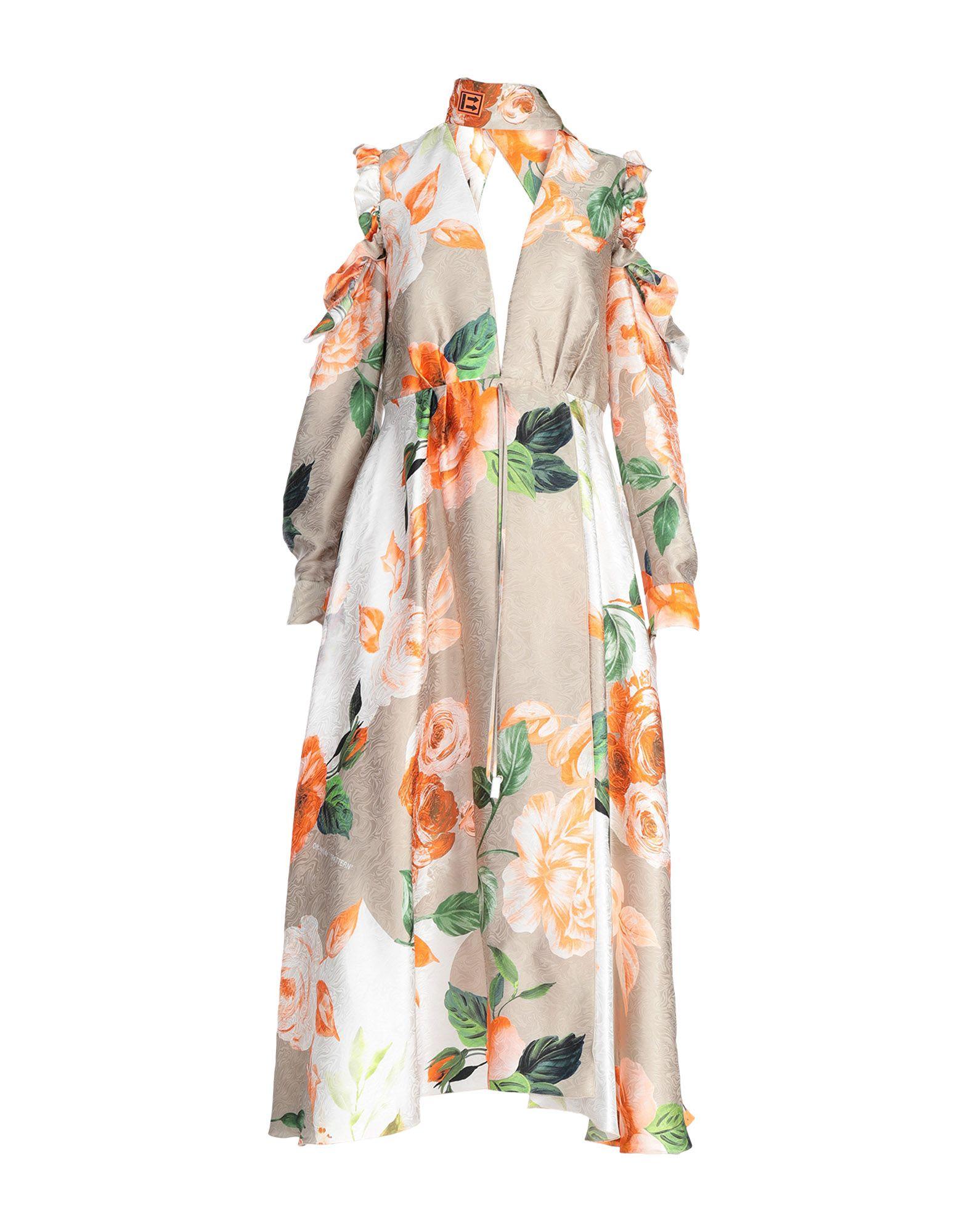 цены OFF-WHITE™ Длинное платье