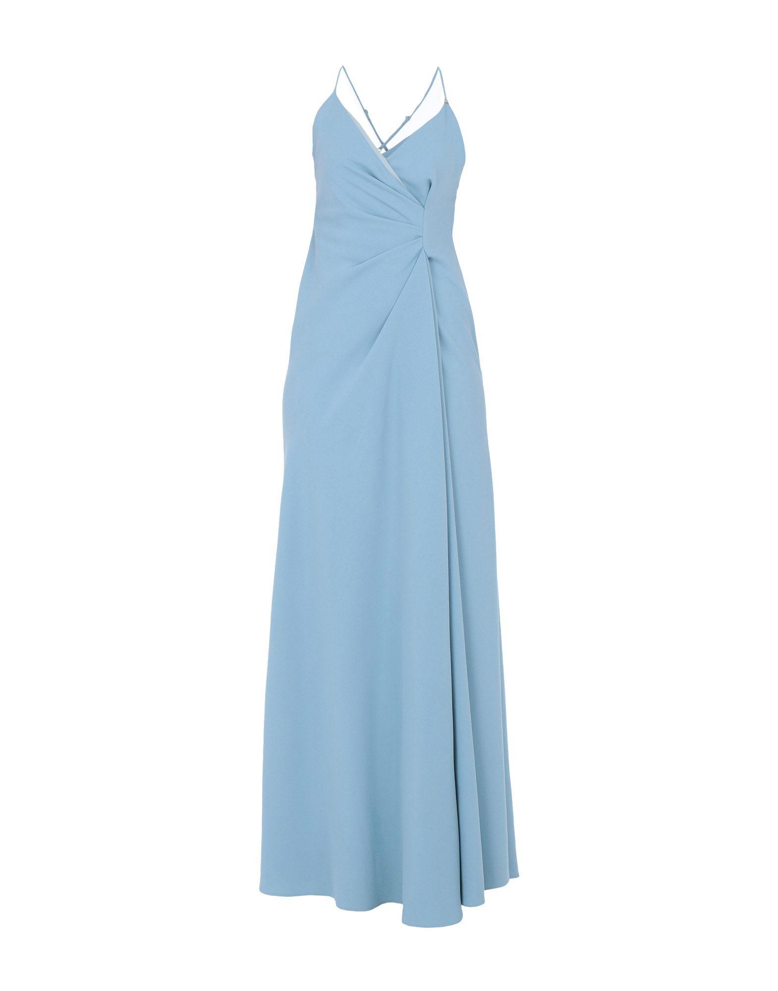 MANGANO Длинное платье платье mangano цвет серебряный page href