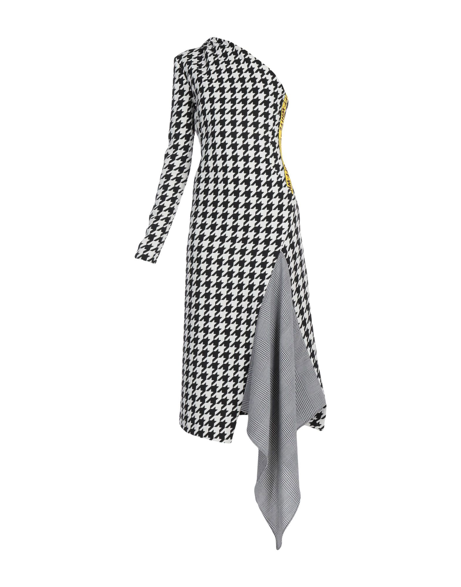 OFF-WHITE™ Платье длиной 3/4