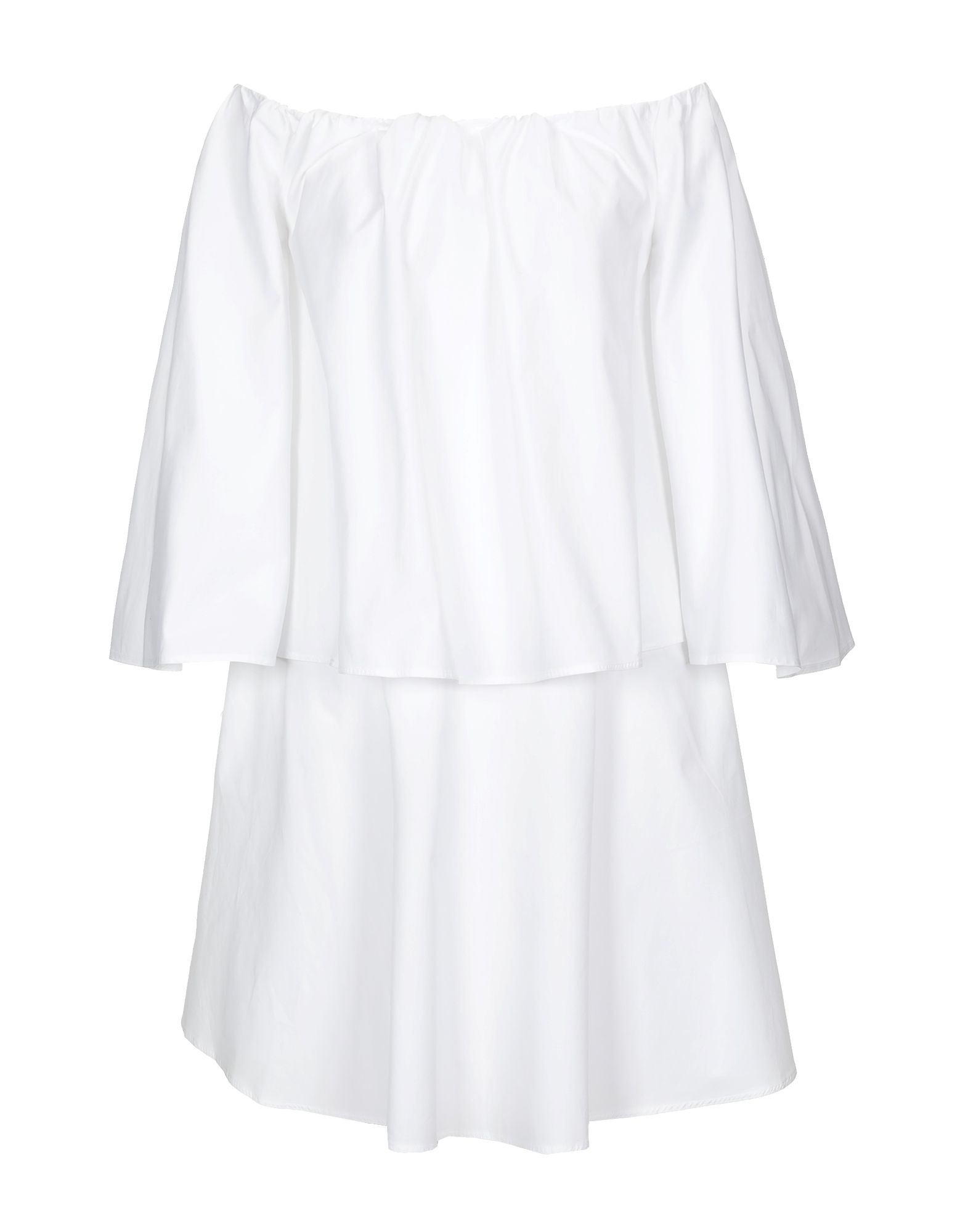 SARA ROKA Короткое платье sara roka pубашка