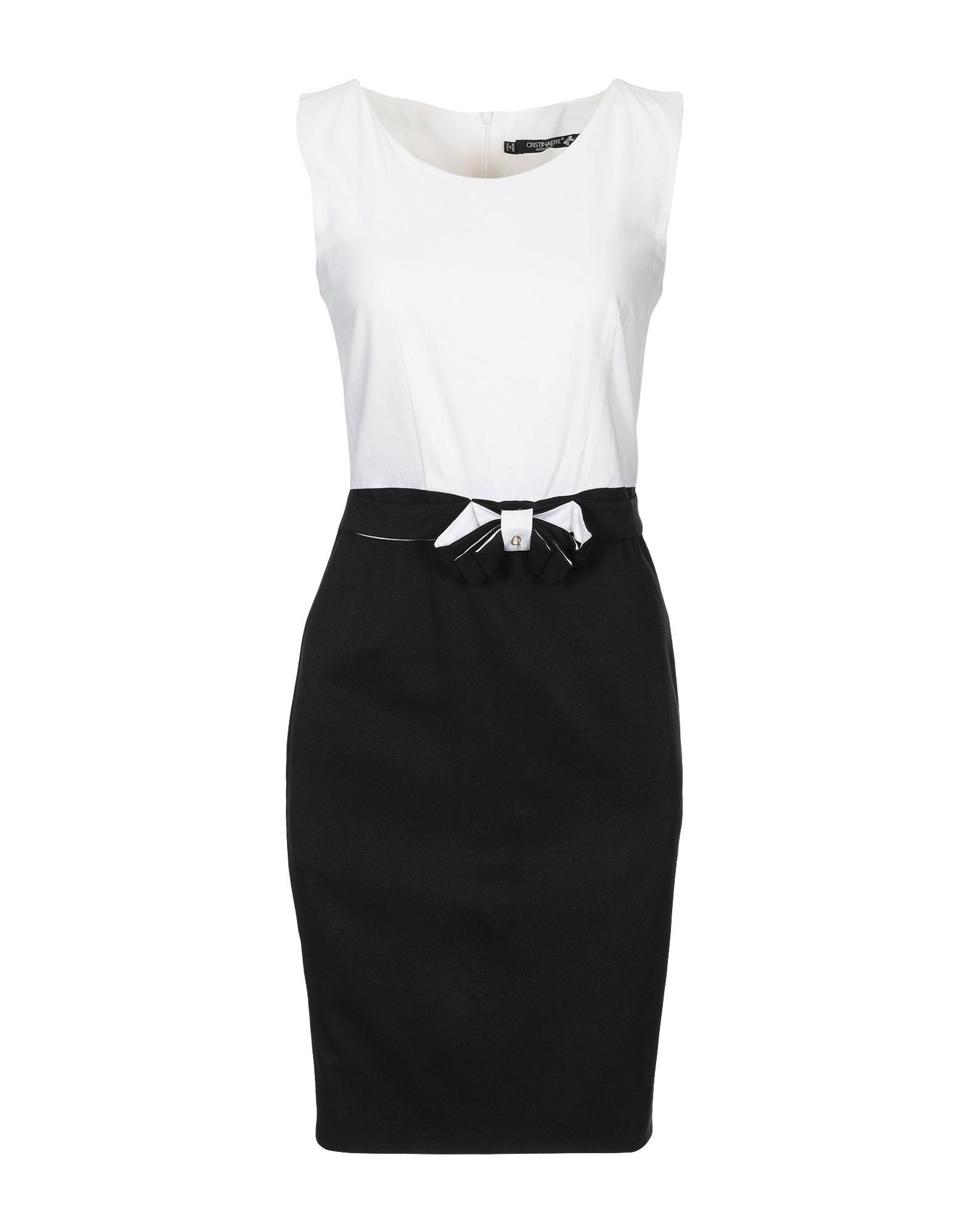 CRISTINAEFFE COLLECTION Короткое платье недорго, оригинальная цена