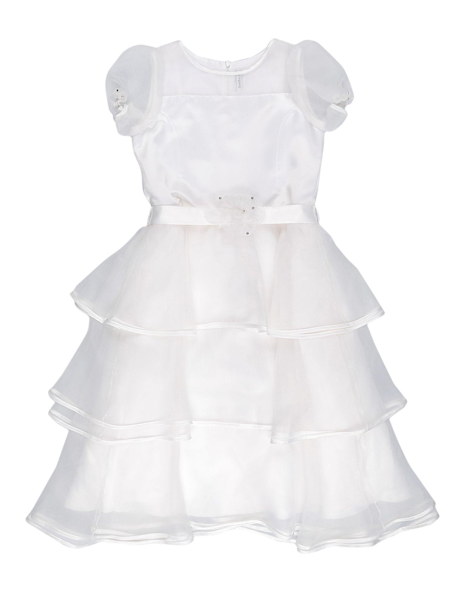 GF FERRE' Платье полуприлегающее платье с v образным вырезом gf ferre платья и сарафаны мини короткие
