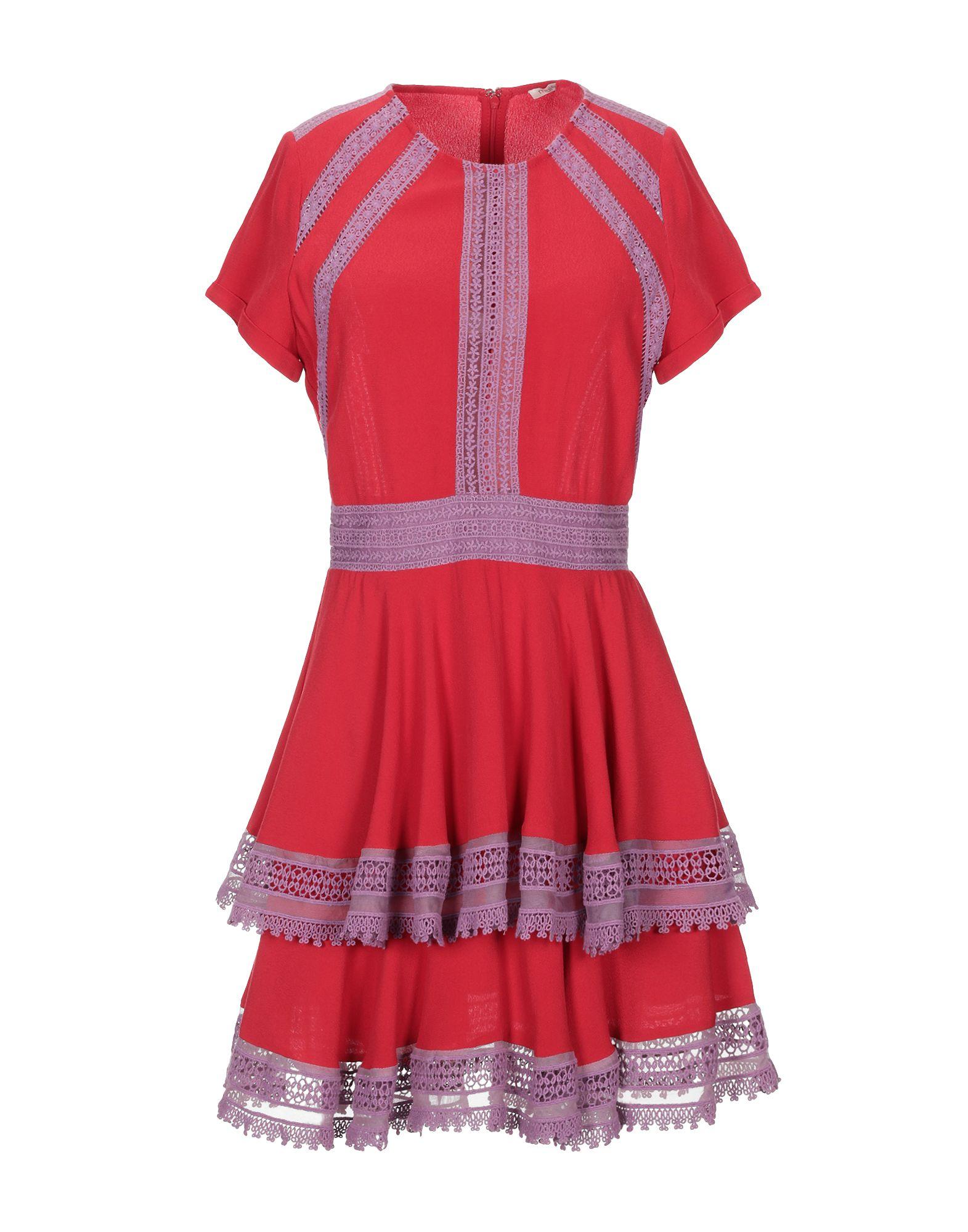MAJE Короткое платье fornarina короткое платье