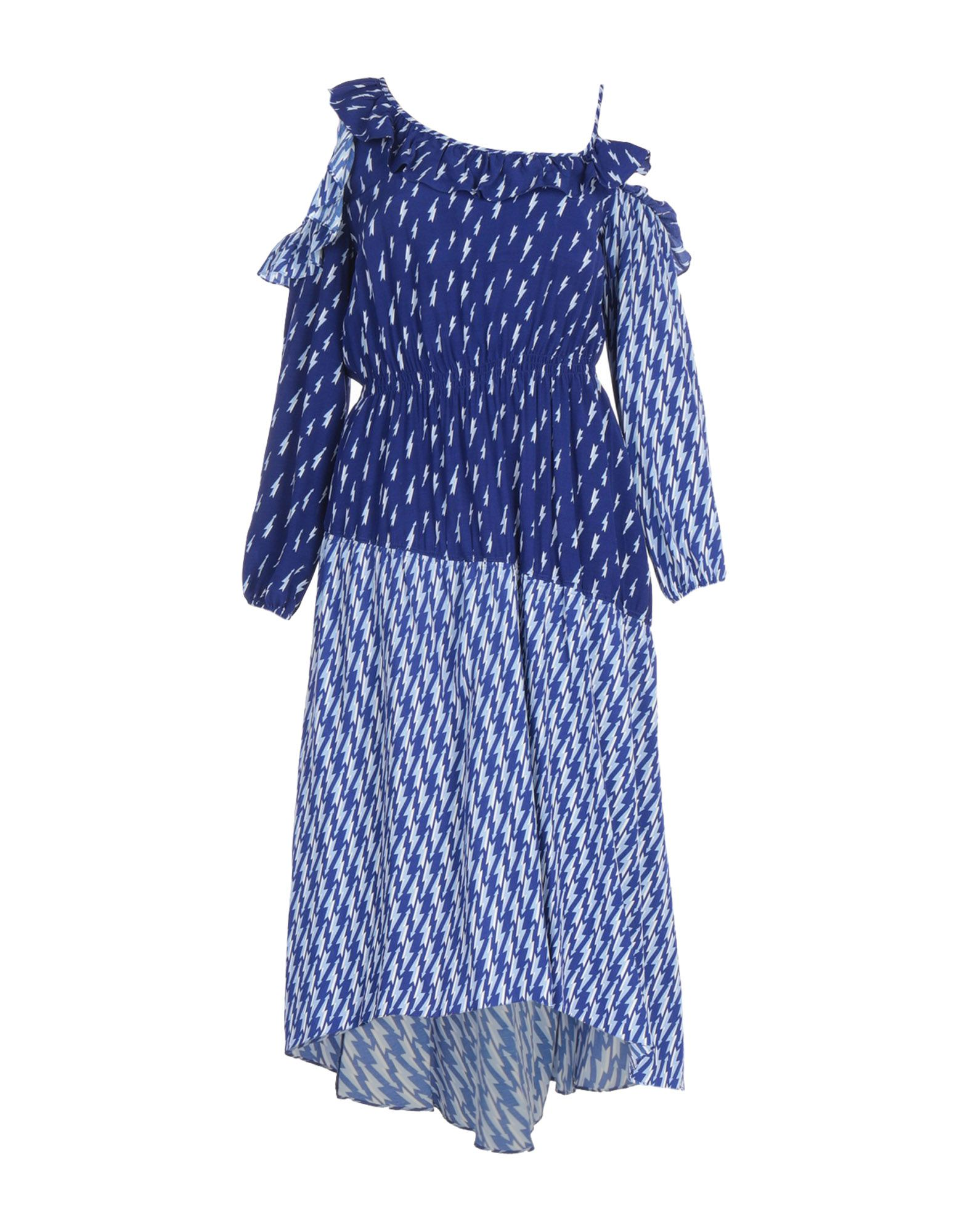 SANDRO Платье до колена anneclaire платье до колена