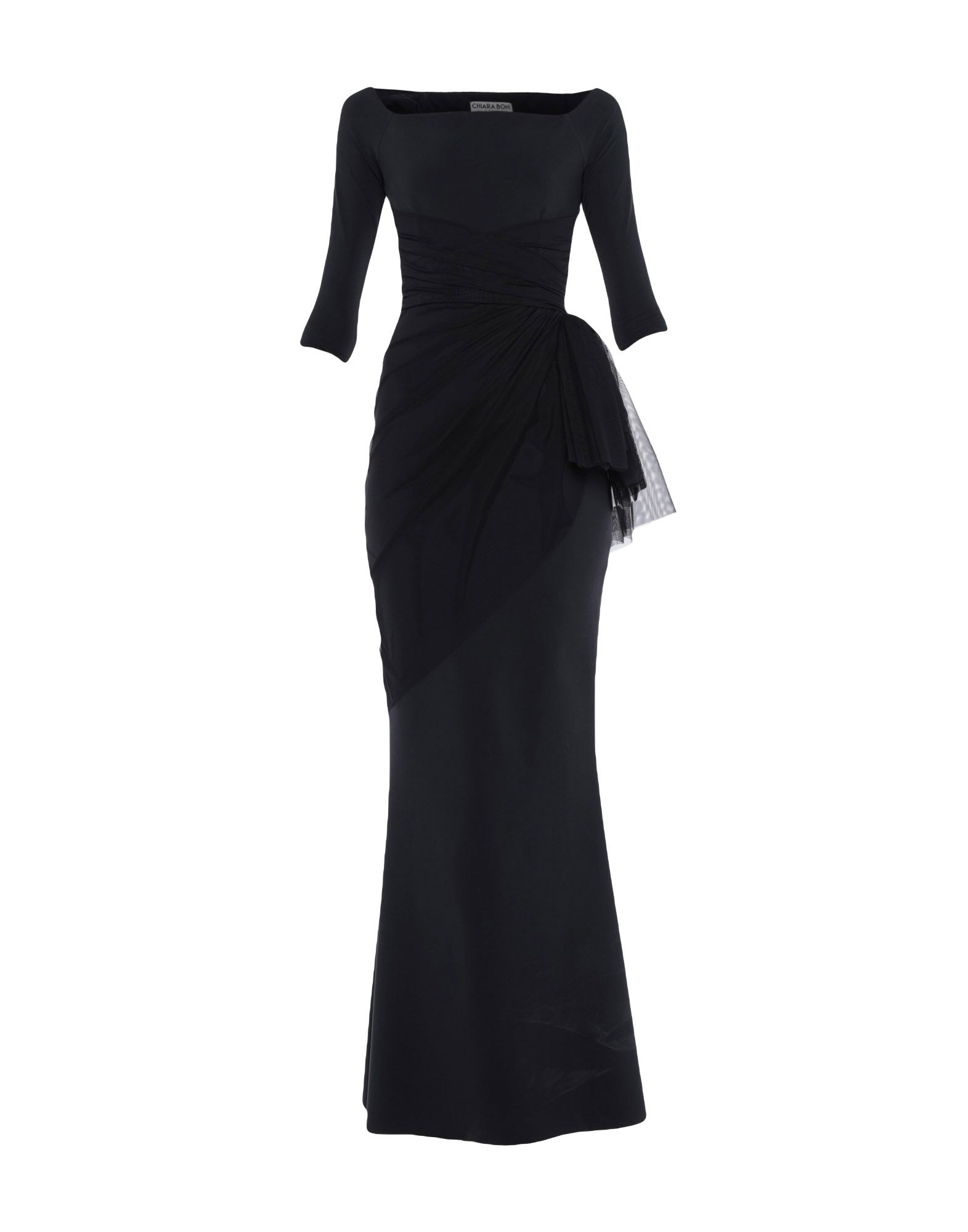 CHIARA BONI LA PETITE ROBE Длинное платье petite couture by chiara cucconi длинная юбка
