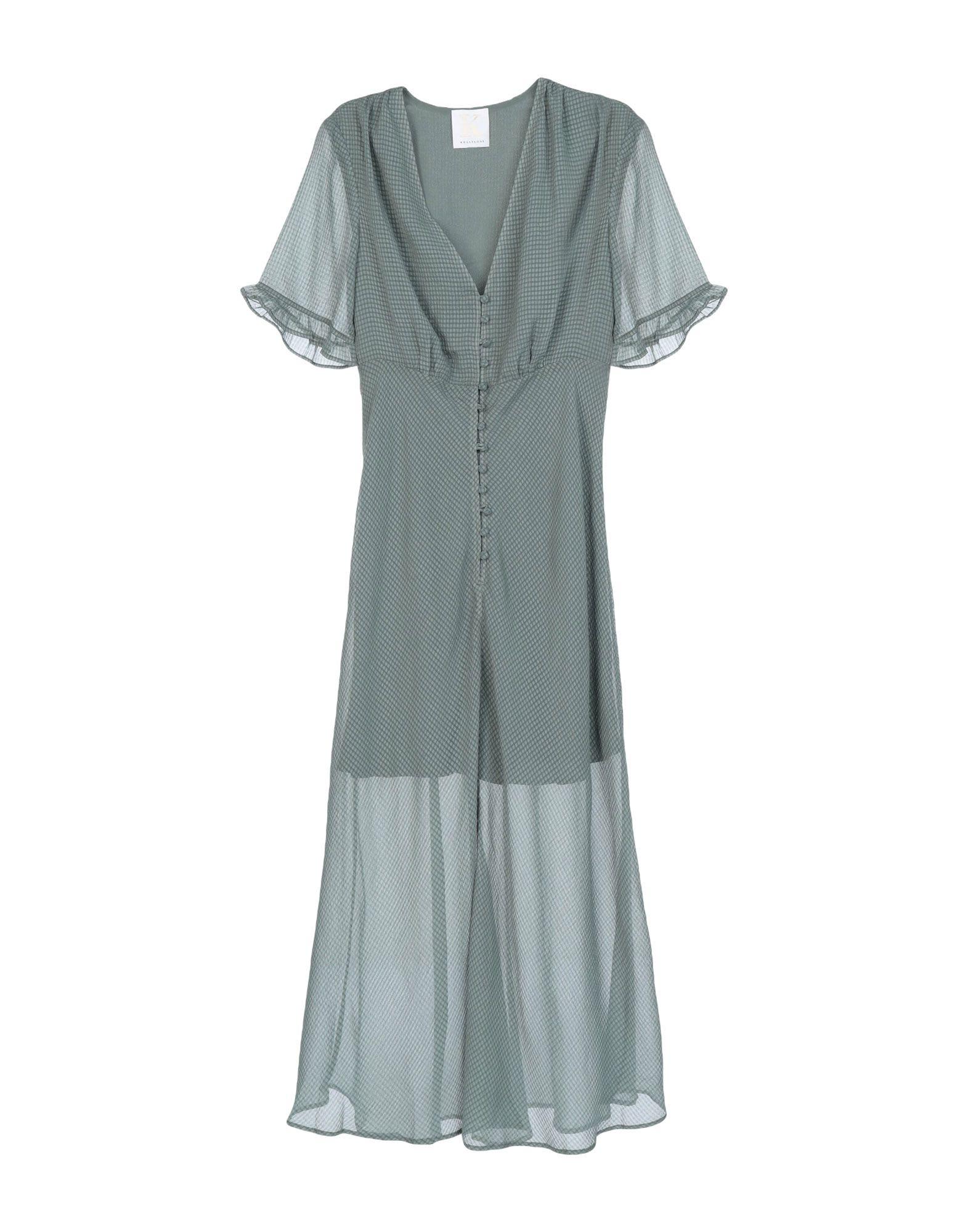 KELLYLOVE Длинное платье цена 2017