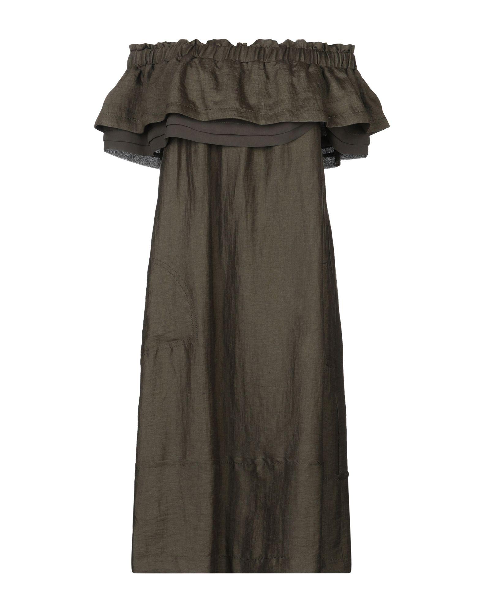 MARIELLA ROSATI Платье до колена quelle quelle 735411