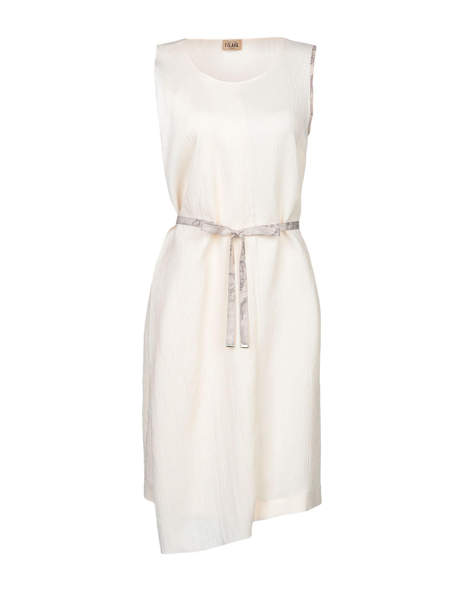 ALVIERO MARTINI 1a CLASSE Платье до колена цена 2017
