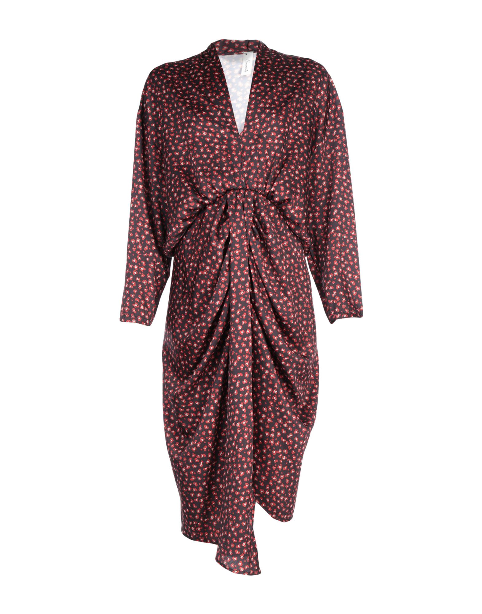 SOUVENIR Платье длиной 3/4 foxiedox платье длиной 3 4