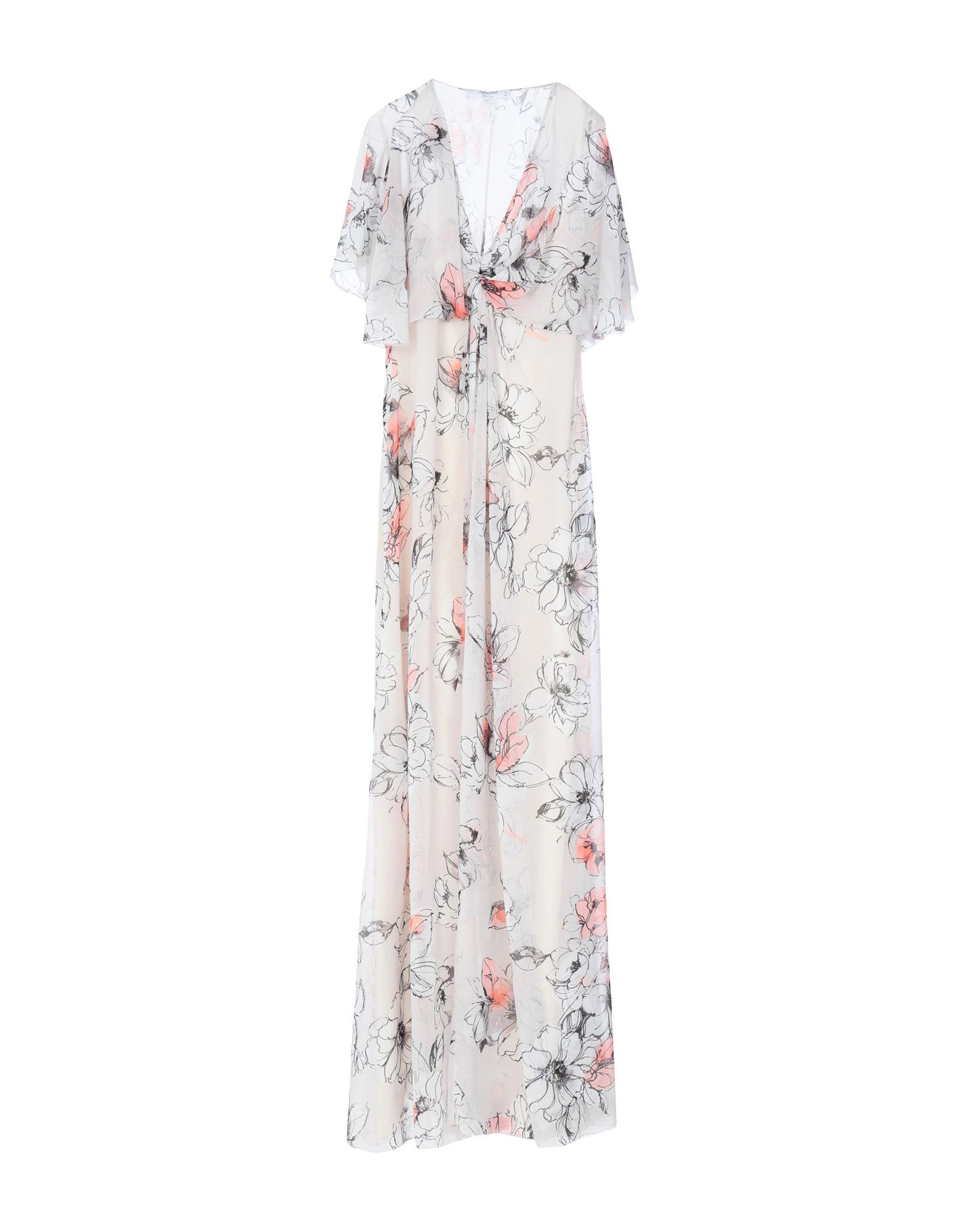 BLUGIRL BLUMARINE Длинное платье длинное платье в стиле американка blugirl