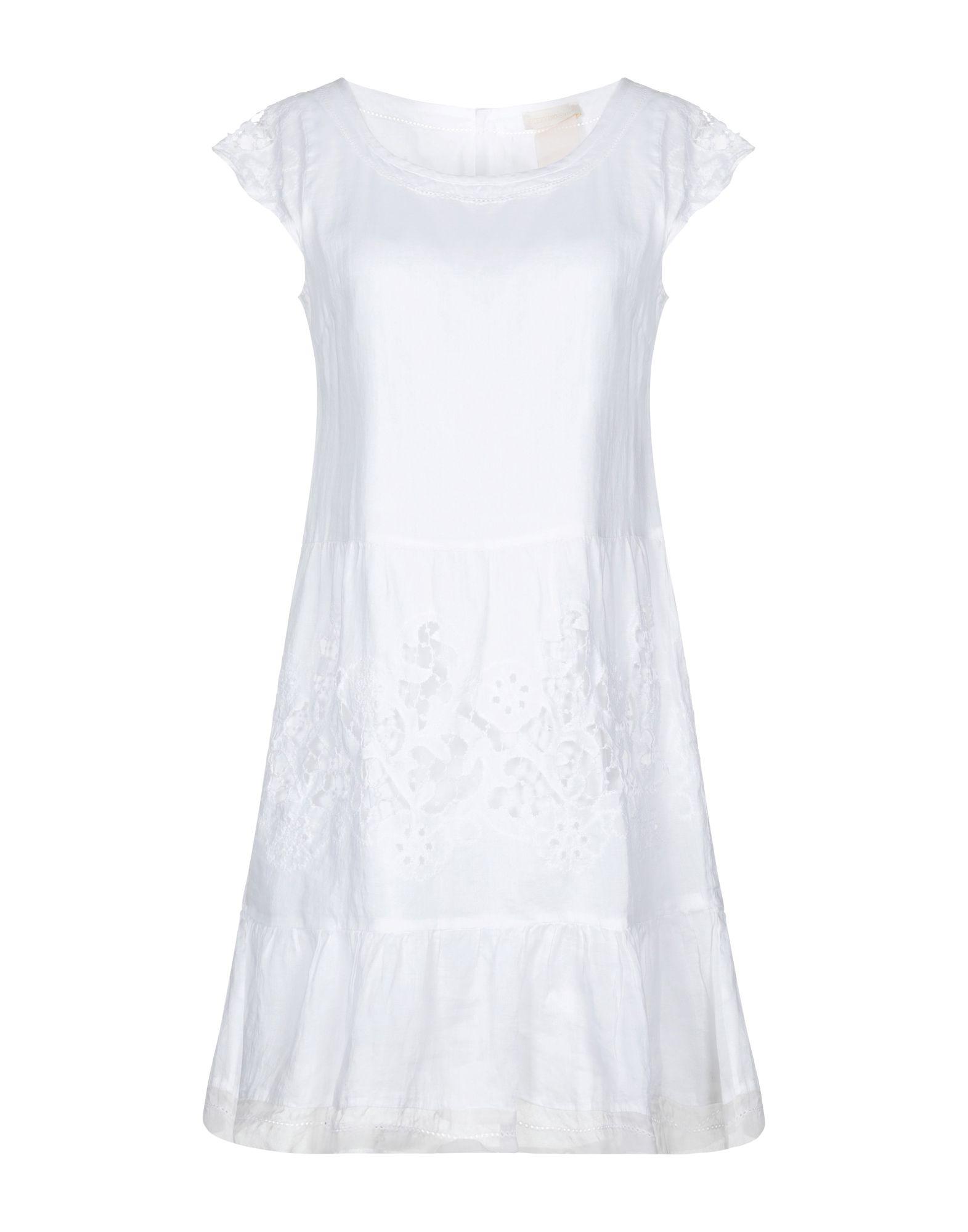 SCERVINO STREET Короткое платье scervino street юбка до колена