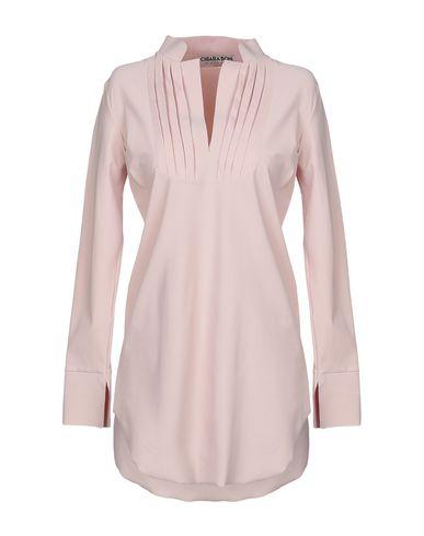 Фото - Женскую блузку CHIARA BONI LA PETITE ROBE светло-розового цвета