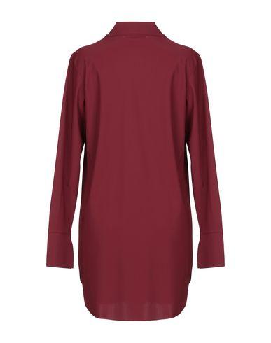 Фото 2 - Женскую блузку CHIARA BONI LA PETITE ROBE красно-коричневого цвета