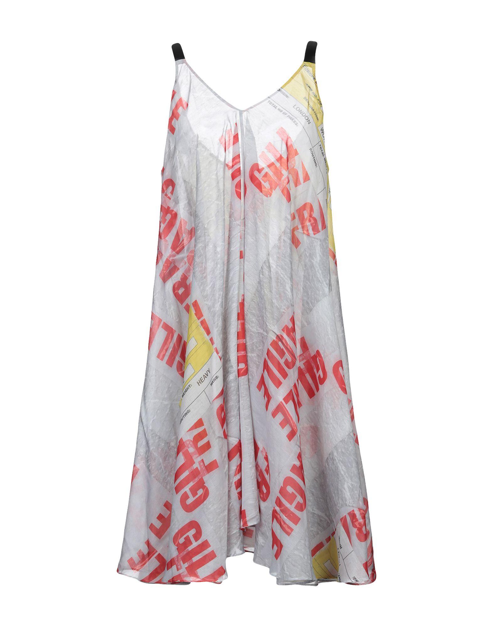 SIMEON FARRAR Платье до колена недорго, оригинальная цена