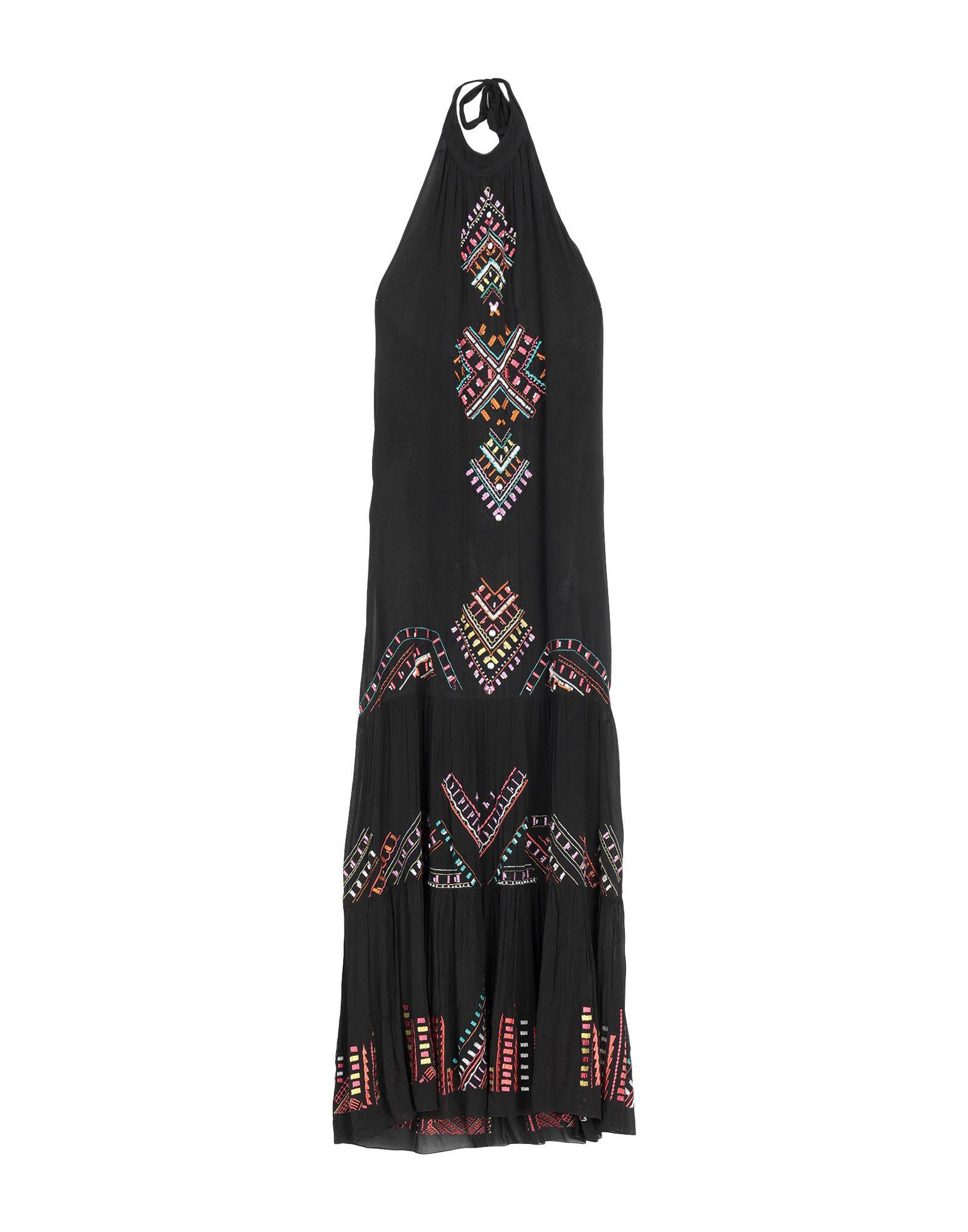NICOLE MILLER ARTELIER Длинное платье платье nicole