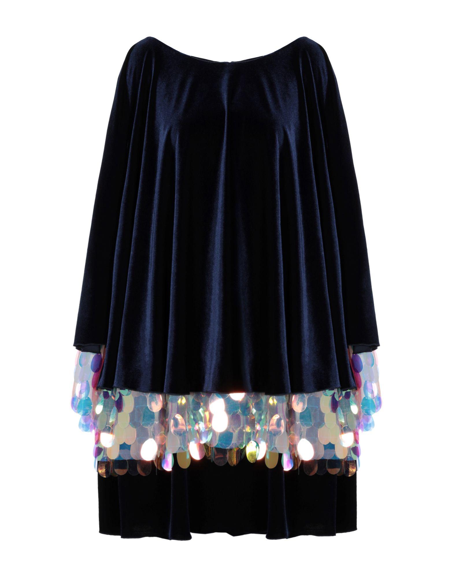 TALBOT RUNHOF Короткое платье цена 2017