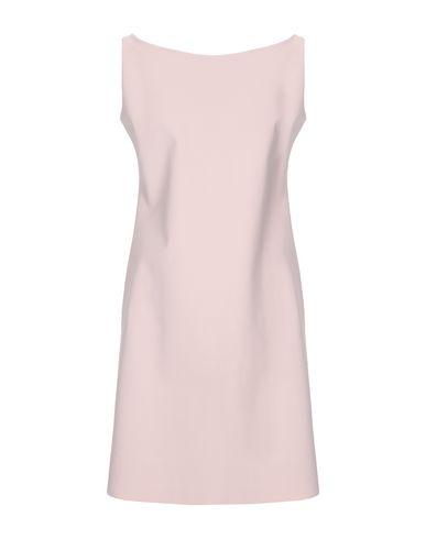 Фото 2 - Женское короткое платье CHIARA BONI LA PETITE ROBE светло-розового цвета