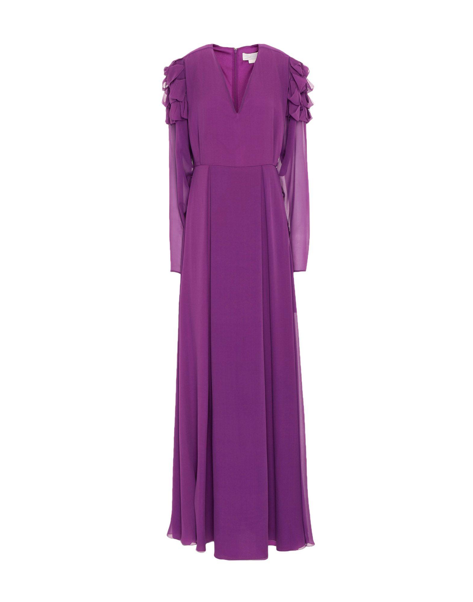 купить GENNY Длинное платье по цене 53900 рублей