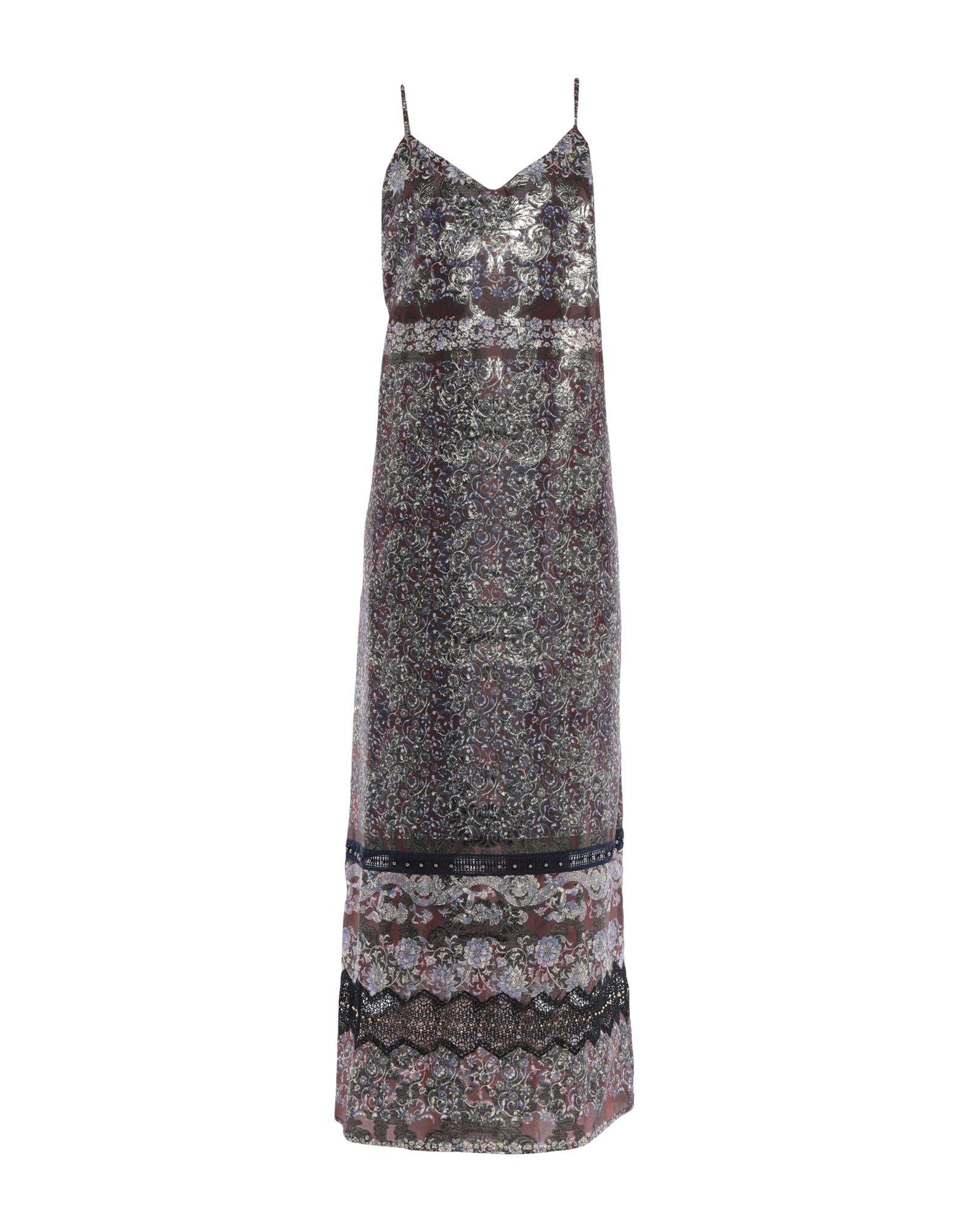 ELIE TAHARI Длинное платье фото