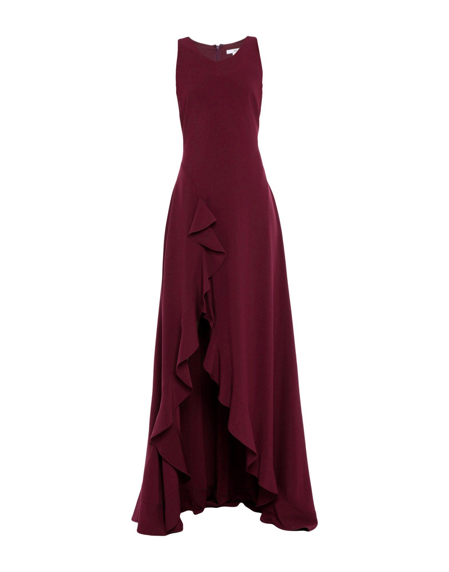 ZAC ZAC POSEN Длинное платье недорго, оригинальная цена