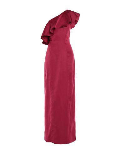 Длинное платье ZAC Zac Posen
