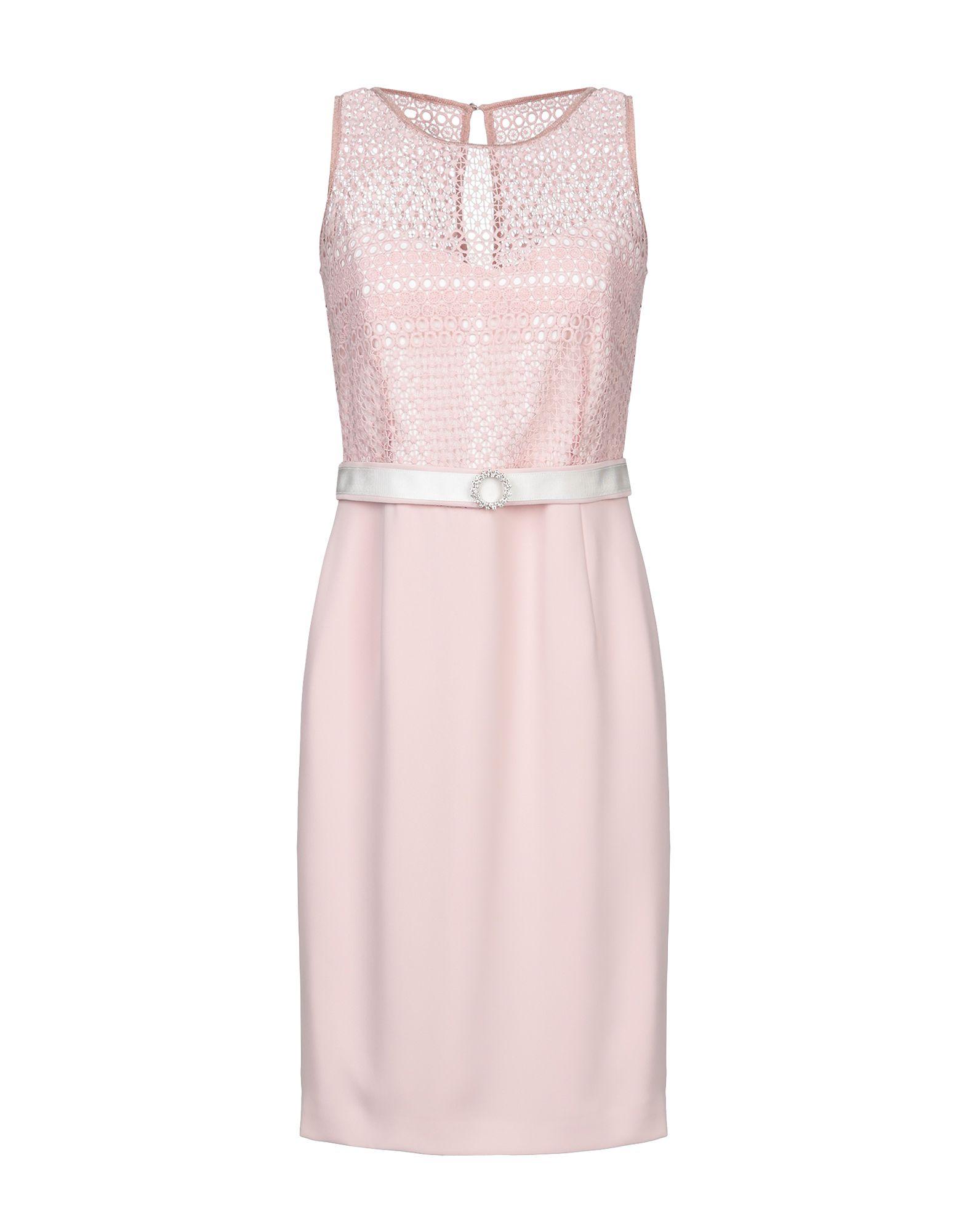 LUIS CIVIT Платье до колена цена 2017