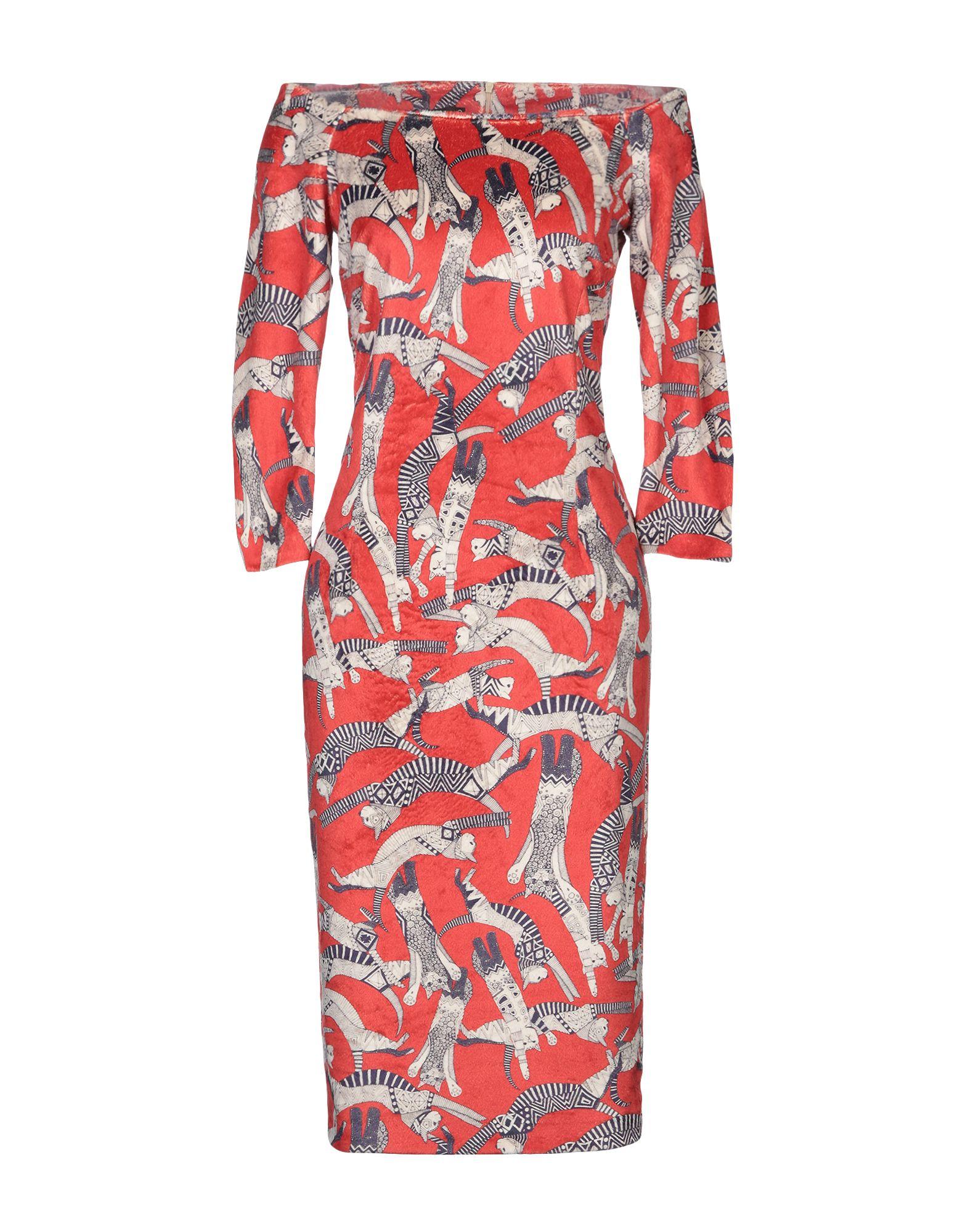 цены на MARIAGRAZIA PANIZZI Платье до колена в интернет-магазинах