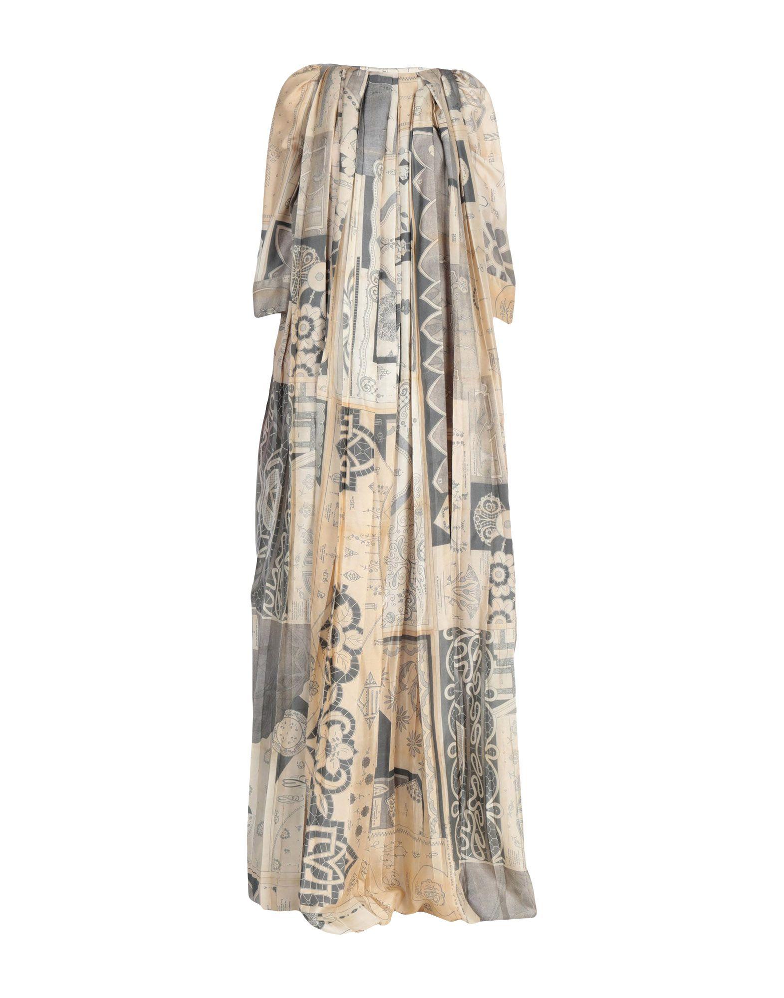 MAISON MARGIELA Длинное платье oz10 длинное платье