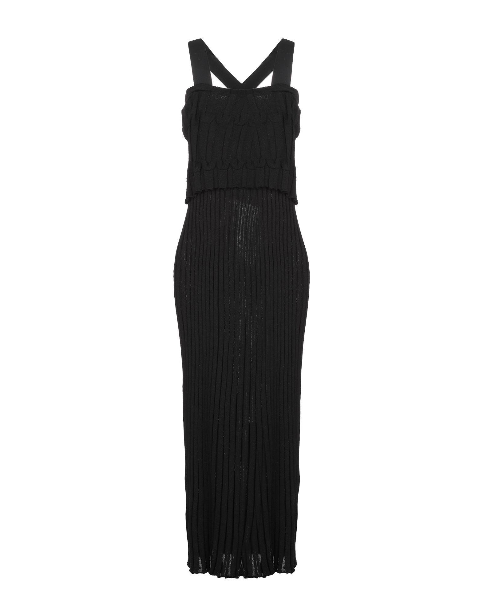 STEFANEL Длинное платье платье stefanel hv077d 71928 890