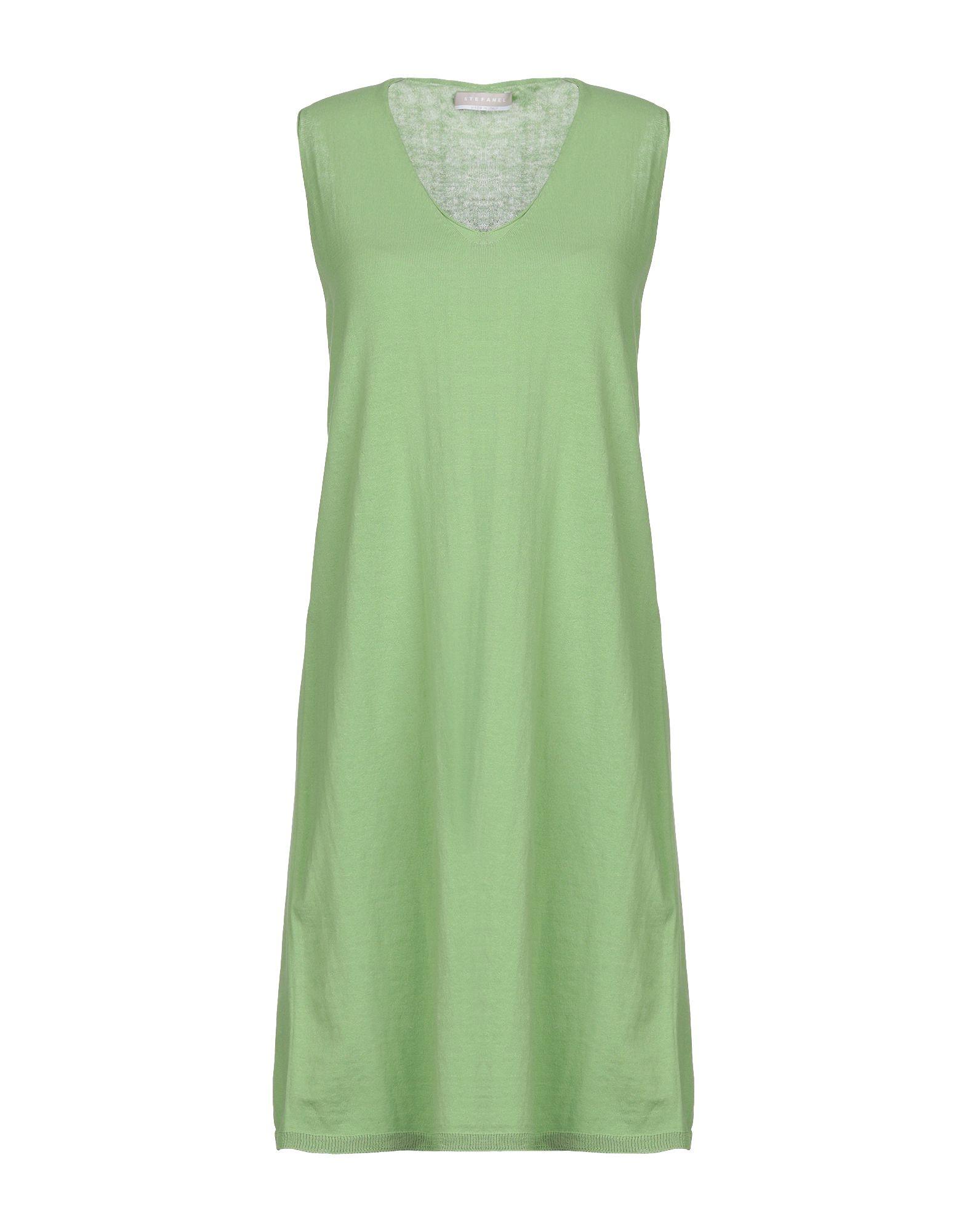 STEFANEL Короткое платье недорго, оригинальная цена
