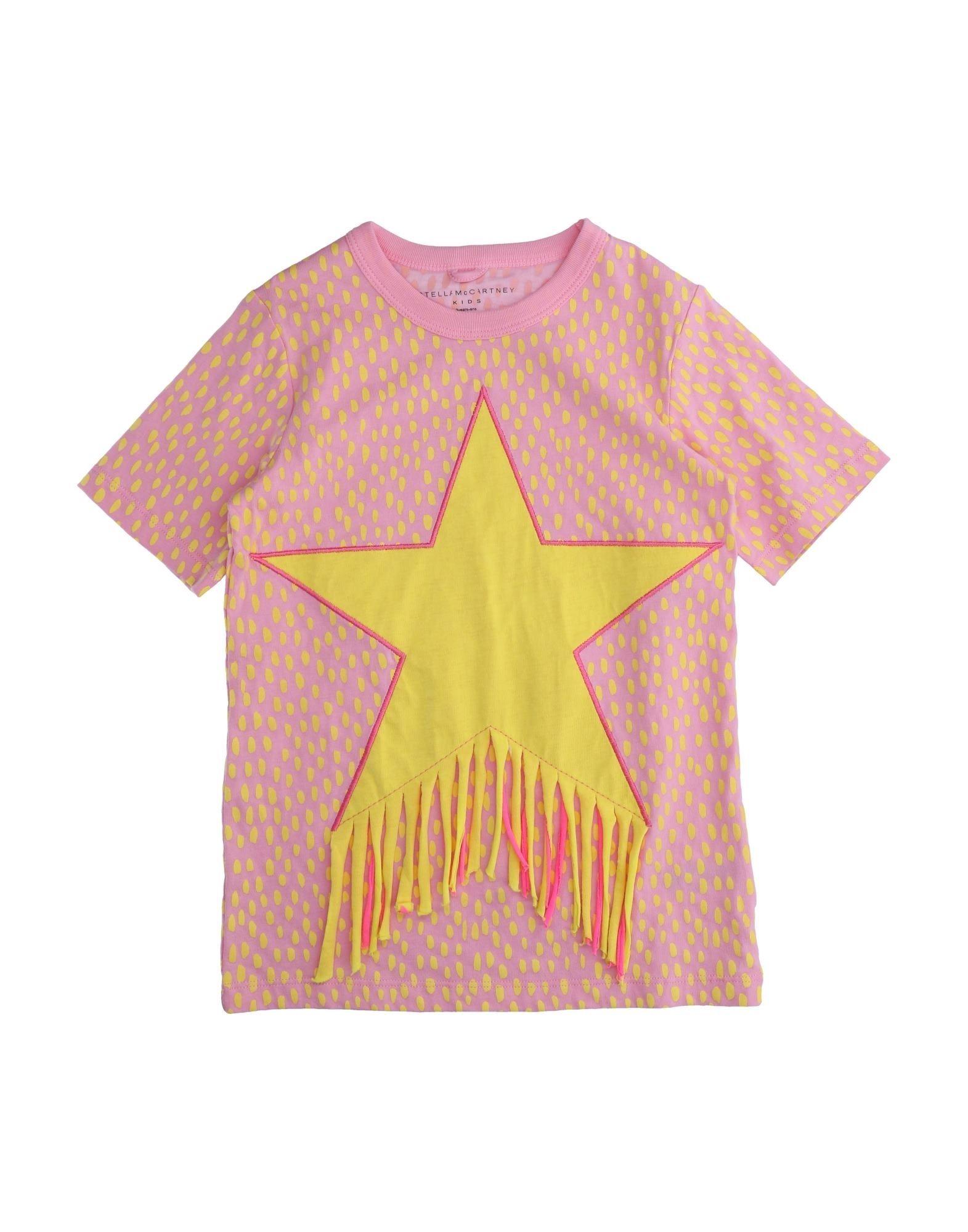 《セール開催中》STELLA McCARTNEY KIDS ガールズ 3-8 歳 ワンピース&ドレス ピンク 3 コットン 100%