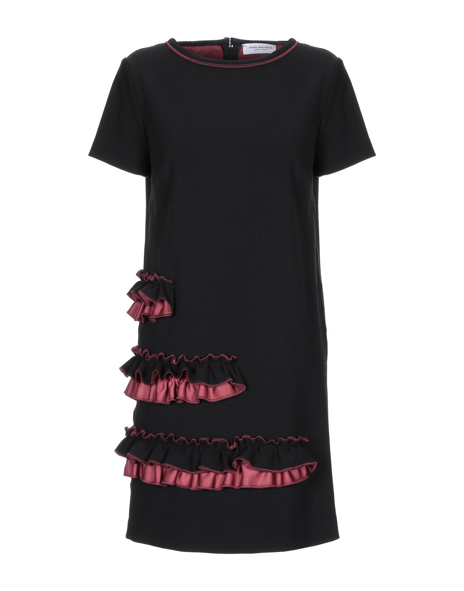 ANNA RACHELE Короткое платье платье anna rachele платья и сарафаны мини короткие
