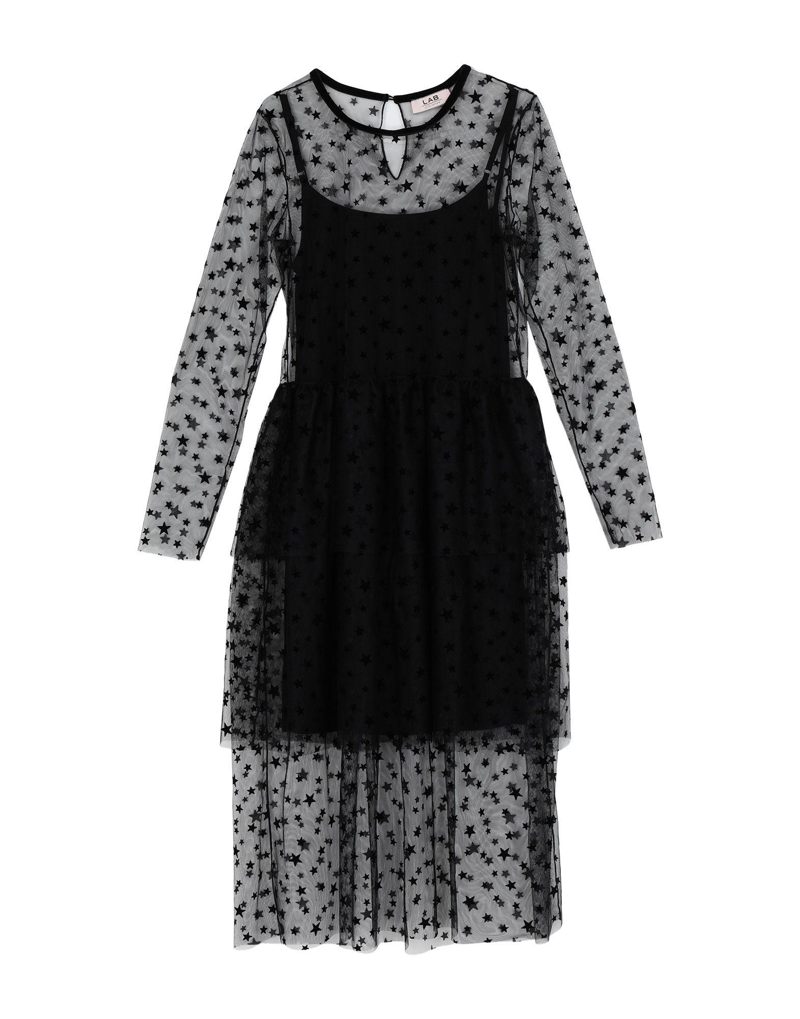 ANNA RACHELE Платье длиной 3/4 anna october платье длиной 3 4