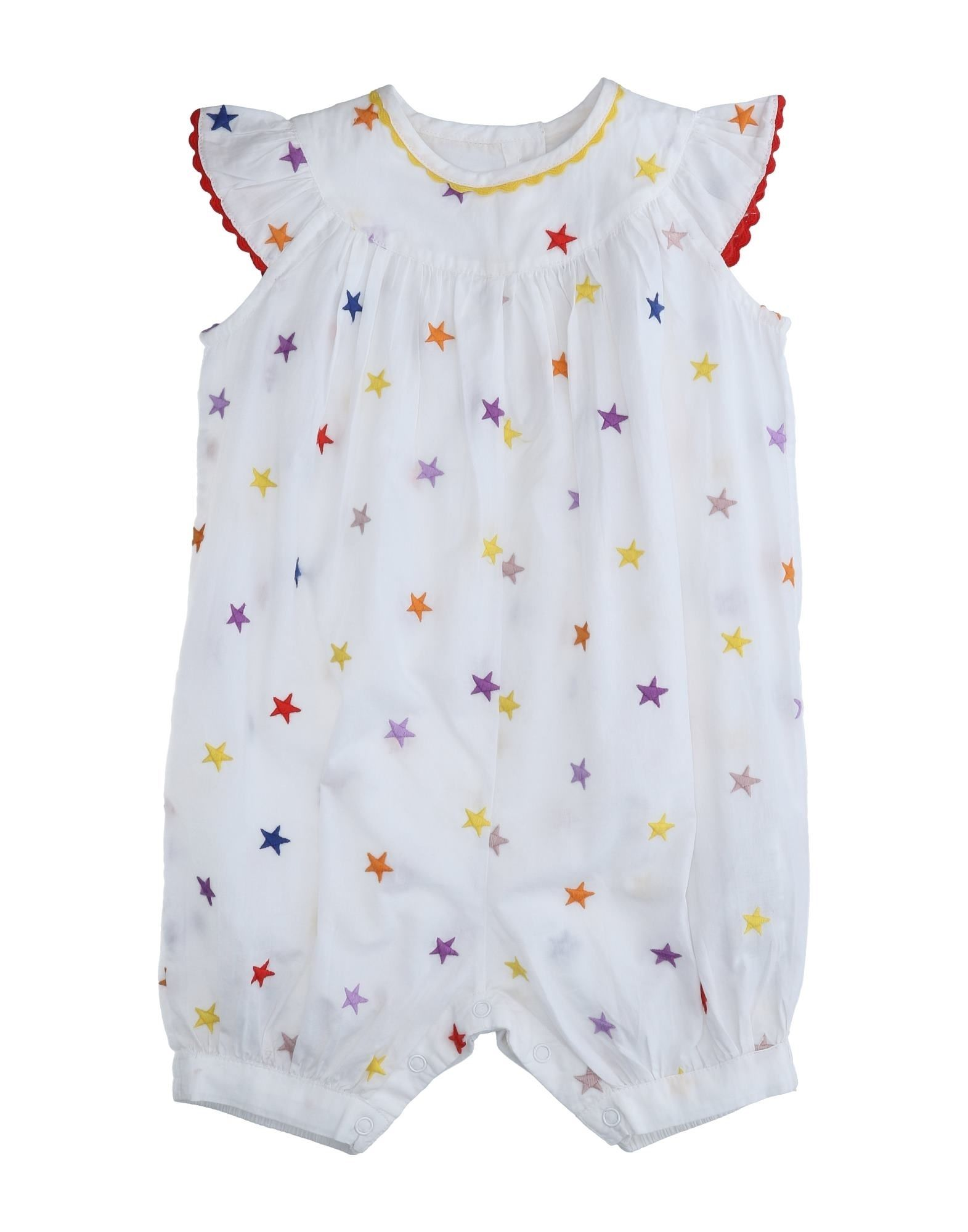 STELLA McCARTNEY KIDS Детский комбинезон свитшот stella mccartney kids stella mccartney kids st052ebavpx5
