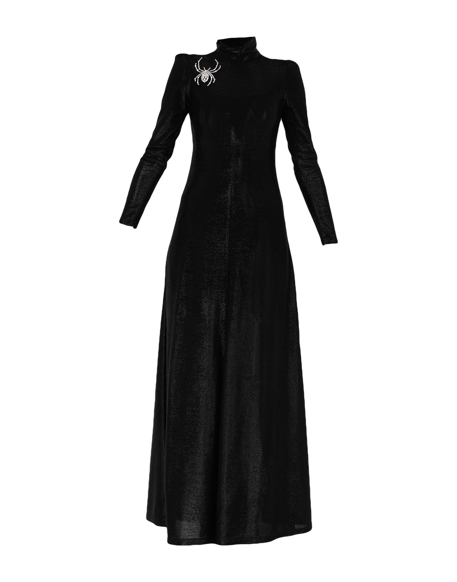 ANNA RACHELE BLACK LABEL Длинное платье брошь anna slavutina anna slavutina mp002xw1b1x6