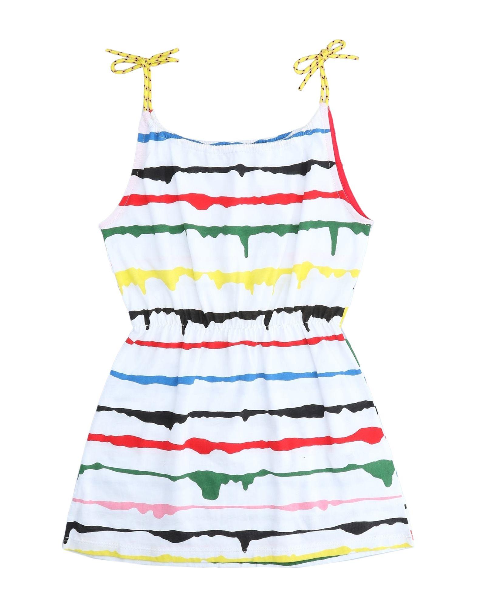 STELLA McCARTNEY KIDS Платье stella mccartney белая туника в полоску