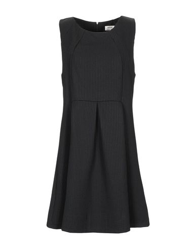 Купить Женское короткое платье MOLLY BRACKEN черного цвета