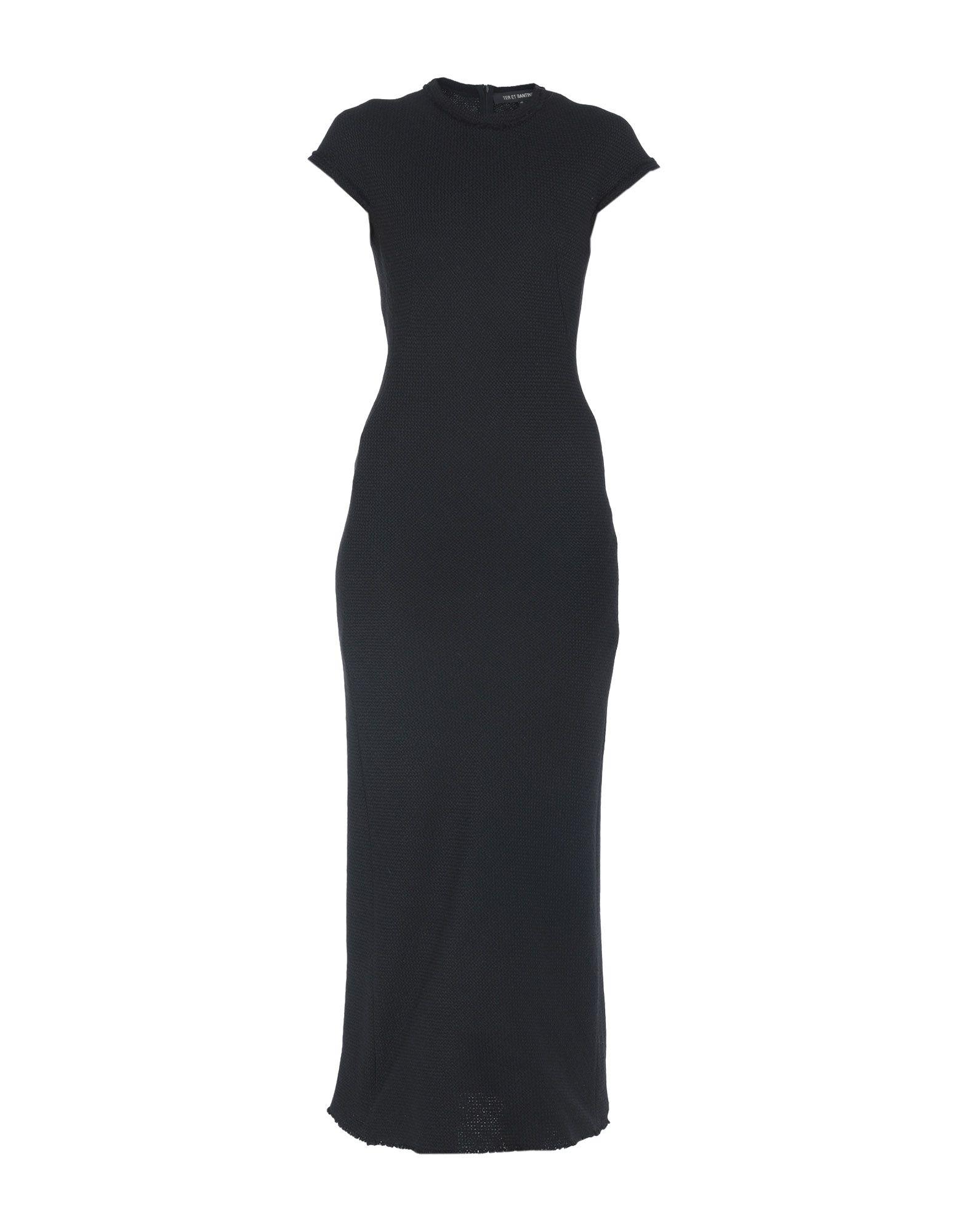 цена на TER ET BANTINE Длинное платье