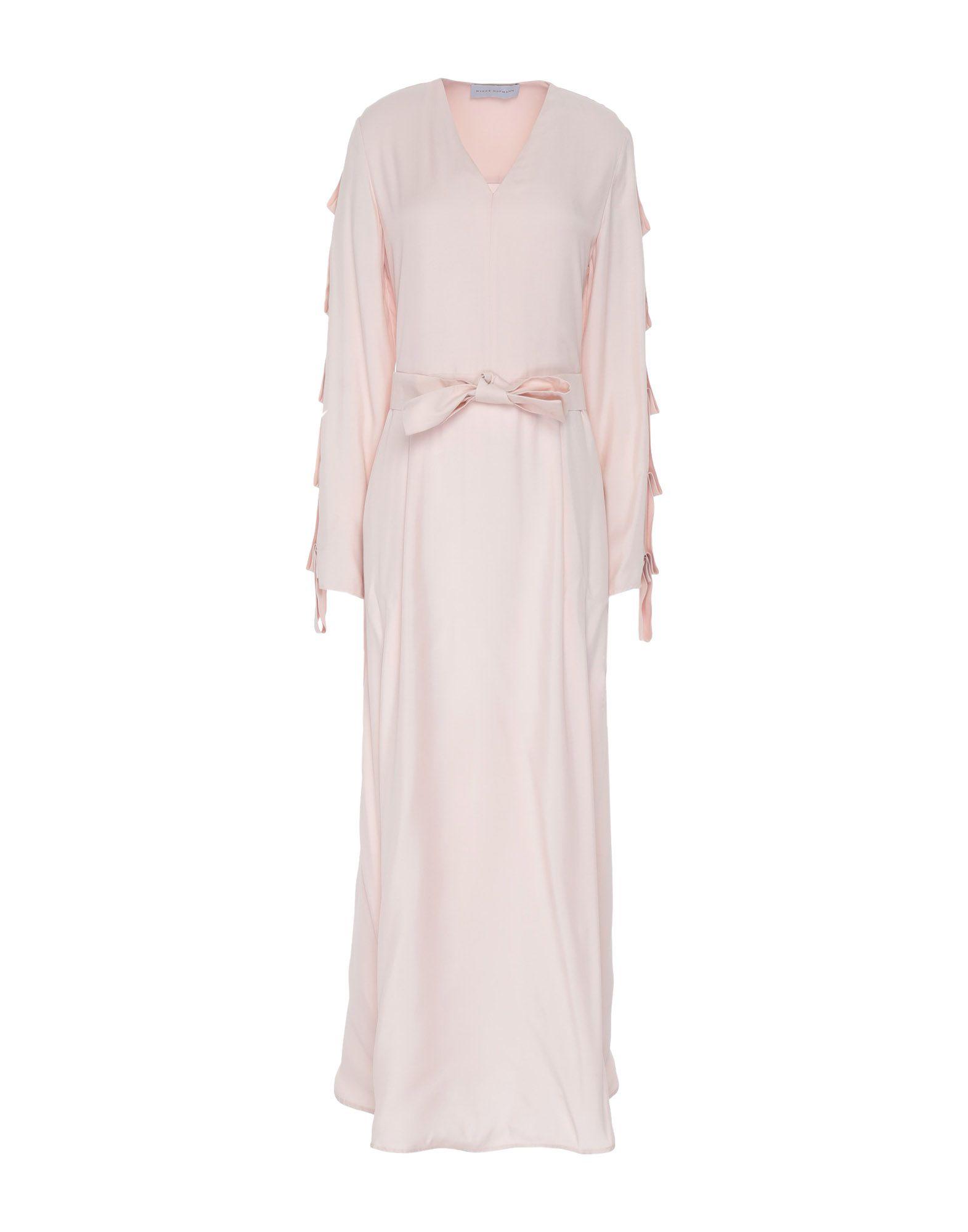 лучшая цена MYKKE HOFMANN Длинное платье