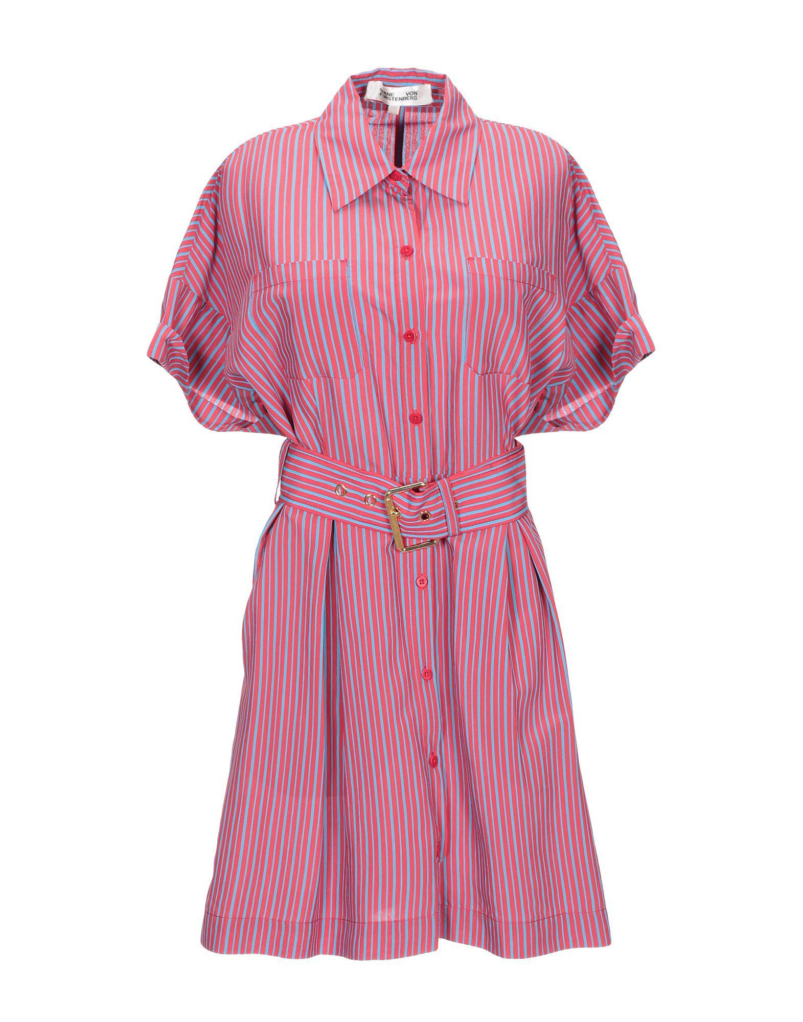 цены DIANE VON FURSTENBERG Короткое платье