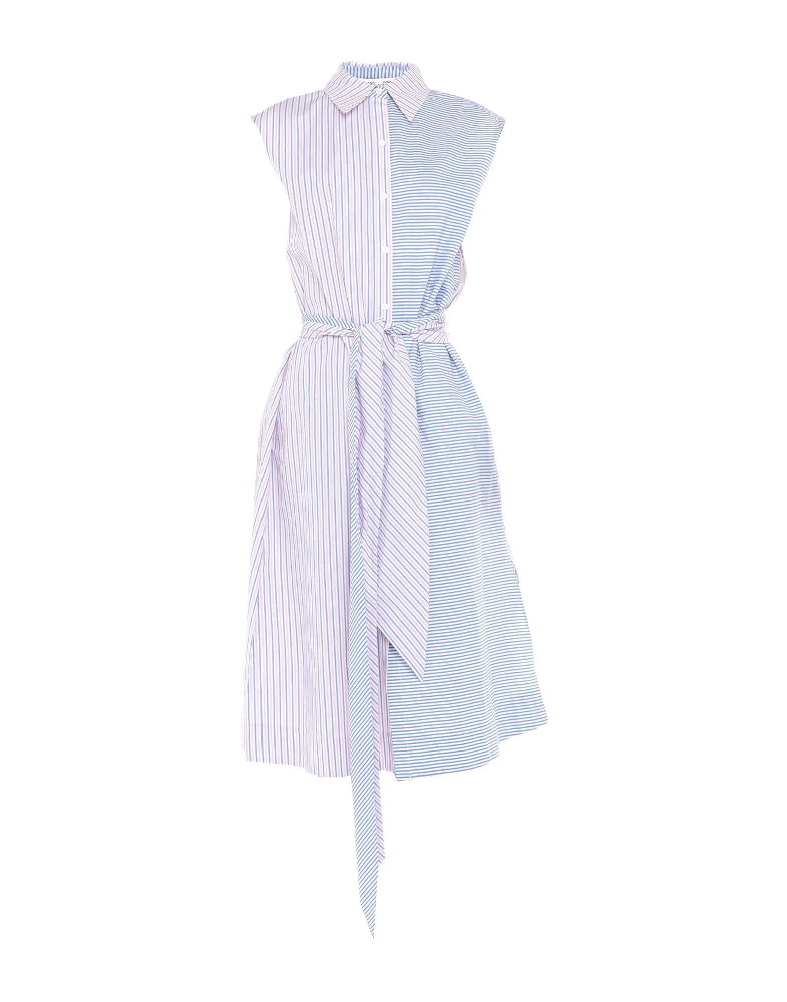купить DIANE VON FURSTENBERG Платье длиной 3/4 дешево