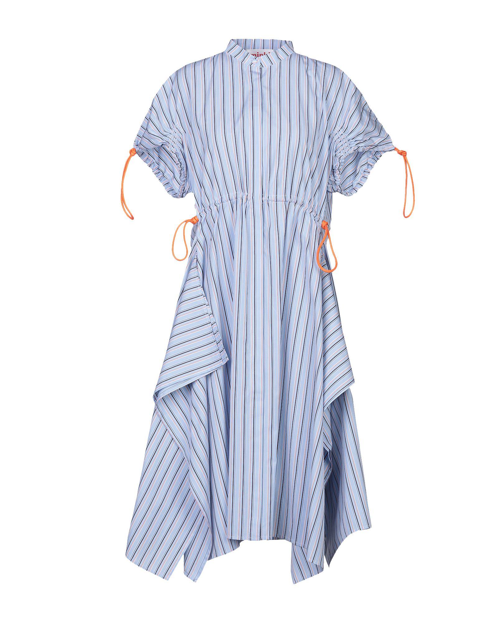 MINKI CHENG Платье до колена автоэлектрика cheng rui