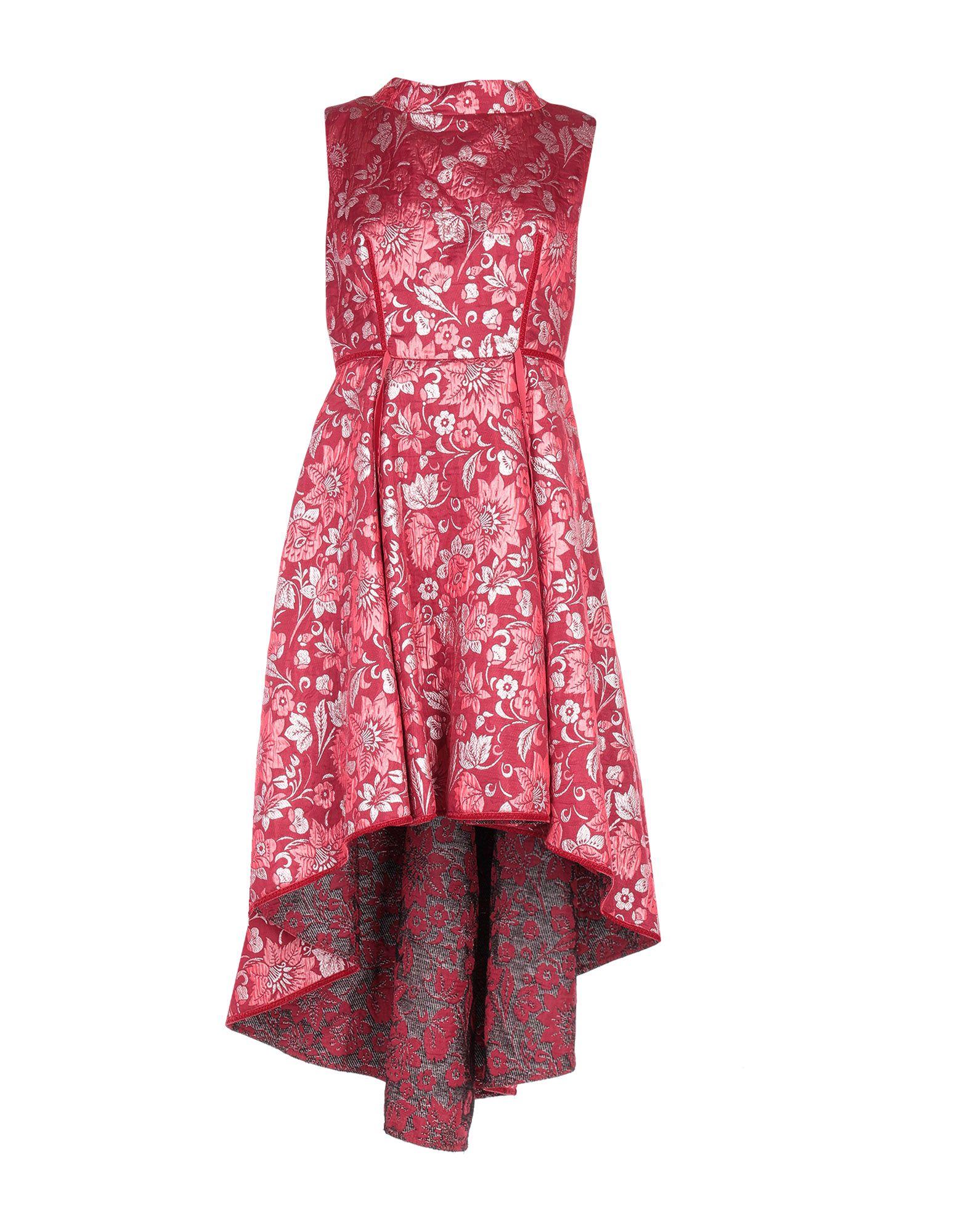 CLIPS MORE Короткое платье