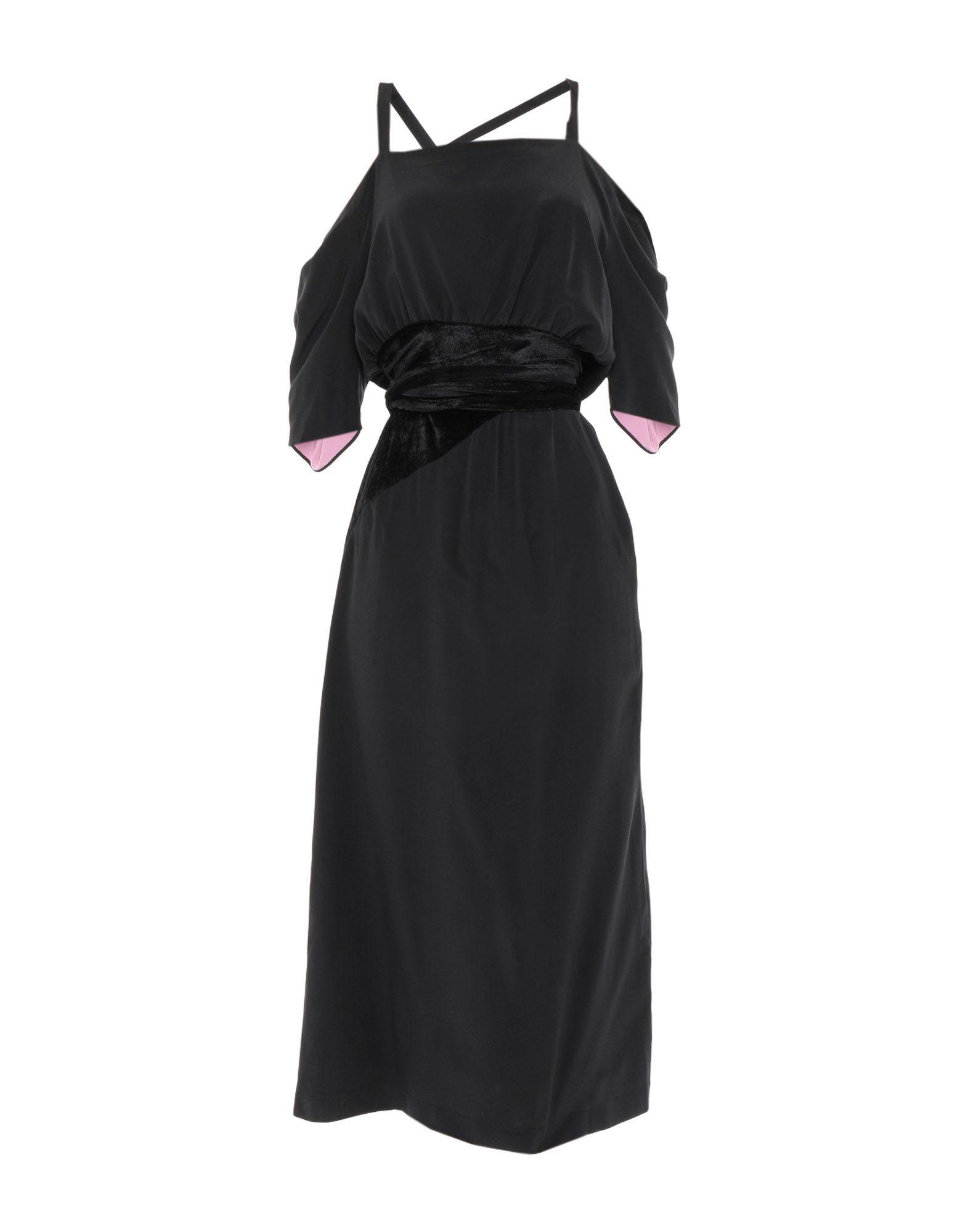 MARCO DE VINCENZO Платье длиной 3/4 marco de vincenzo длинное платье
