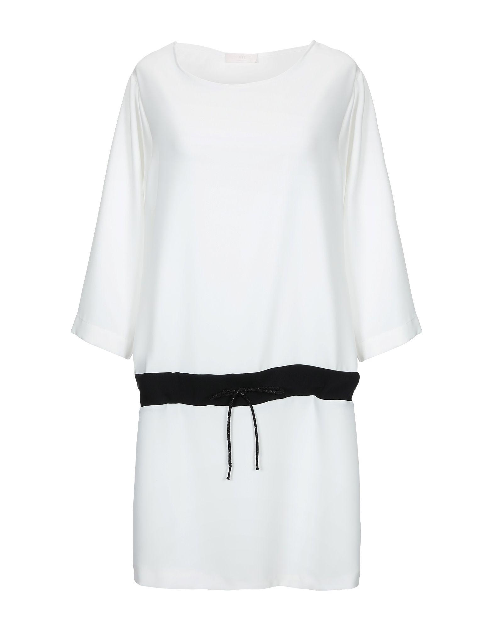 купить ANNIE P. Короткое платье по цене 6350 рублей