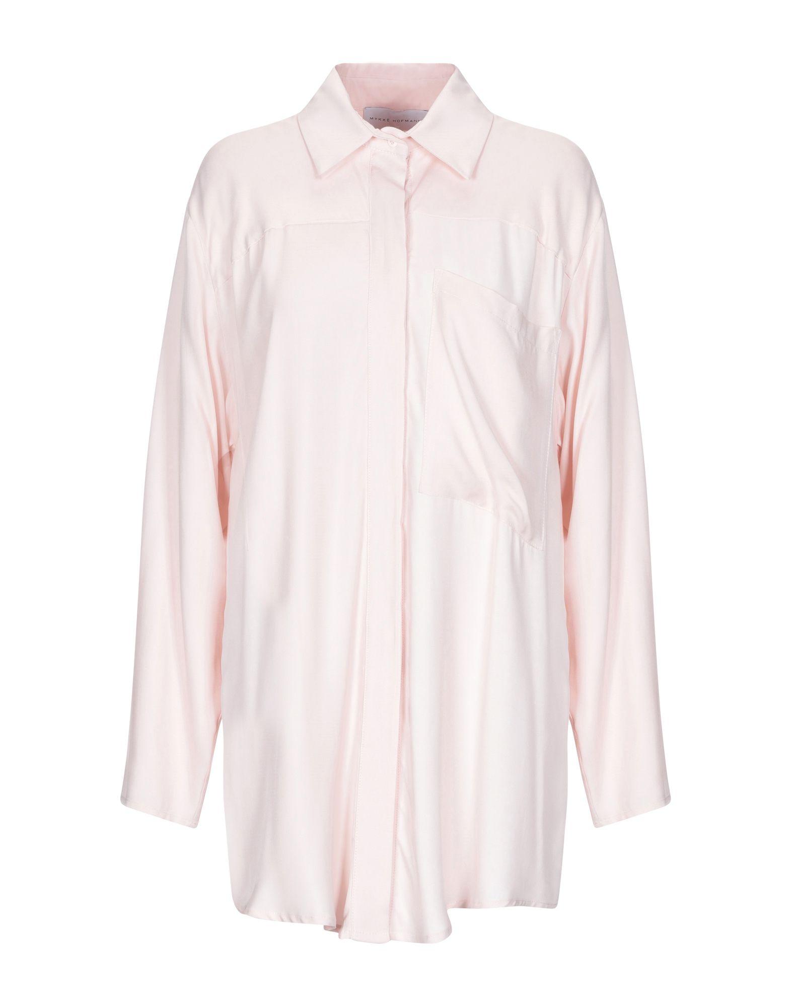 лучшая цена MYKKE HOFMANN Короткое платье