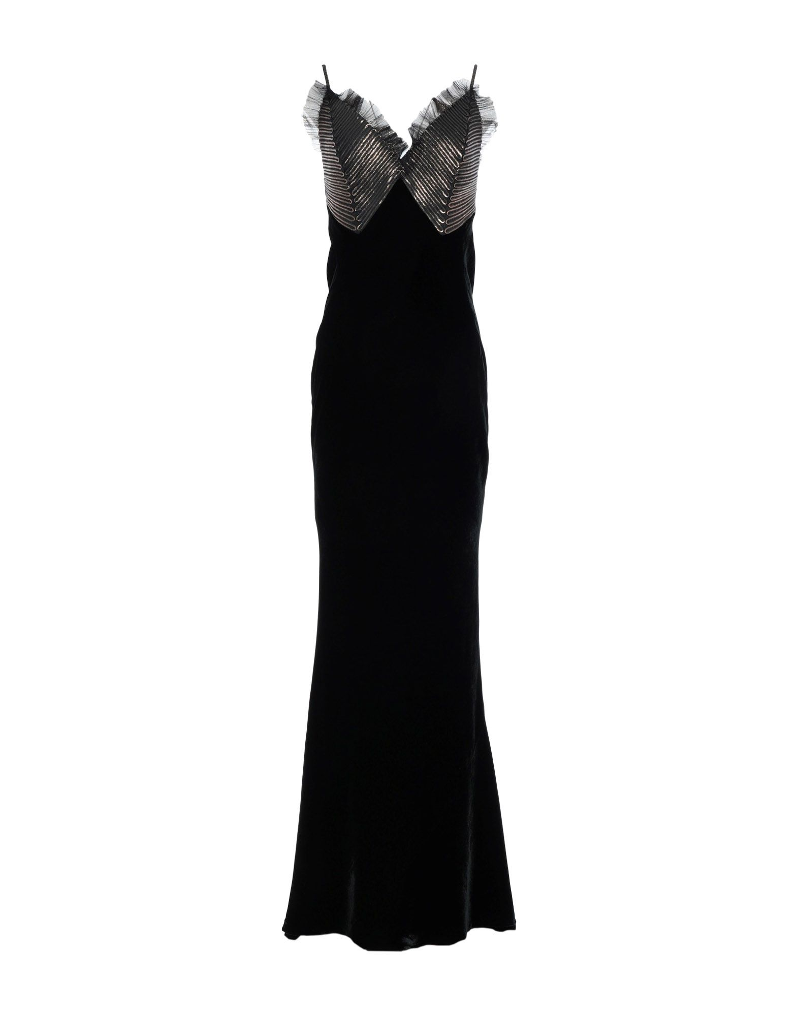 JEAN PAUL GAULTIER FEMME Длинное платье цены онлайн