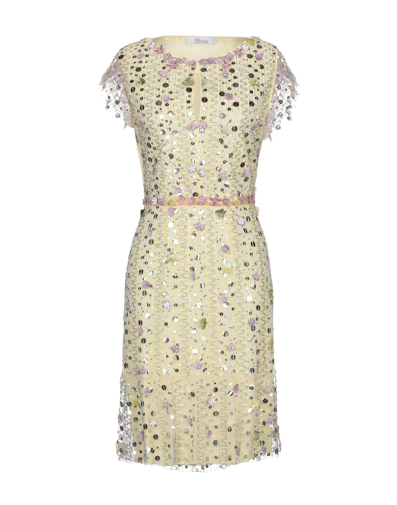 ANNA MOLINARI BLUMARINE Платье до колена цена
